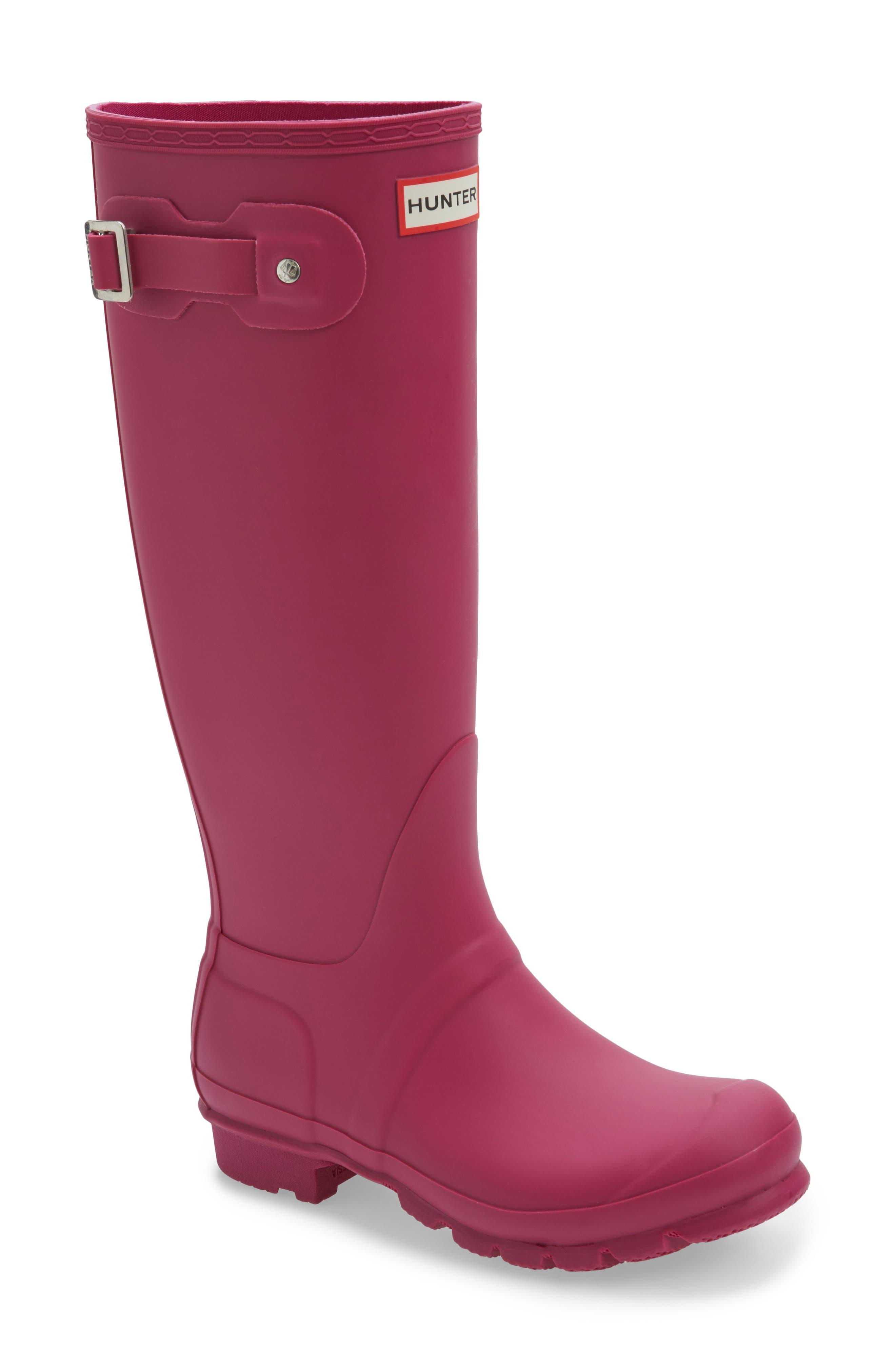 'Original Tall' Rain Boot,                             Main thumbnail 9, color,
