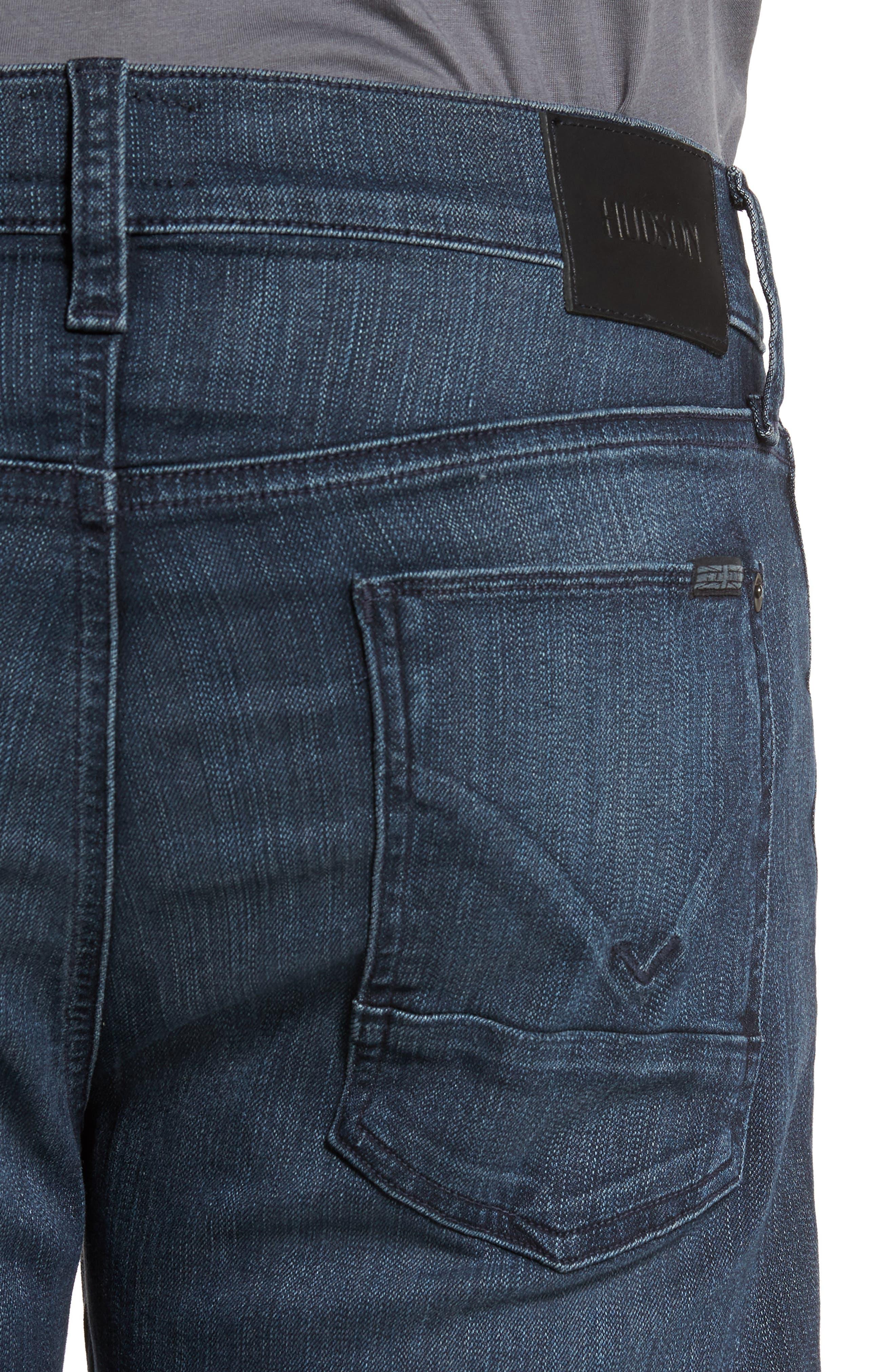 Blake Slim Fit Jeans,                             Alternate thumbnail 4, color,                             400