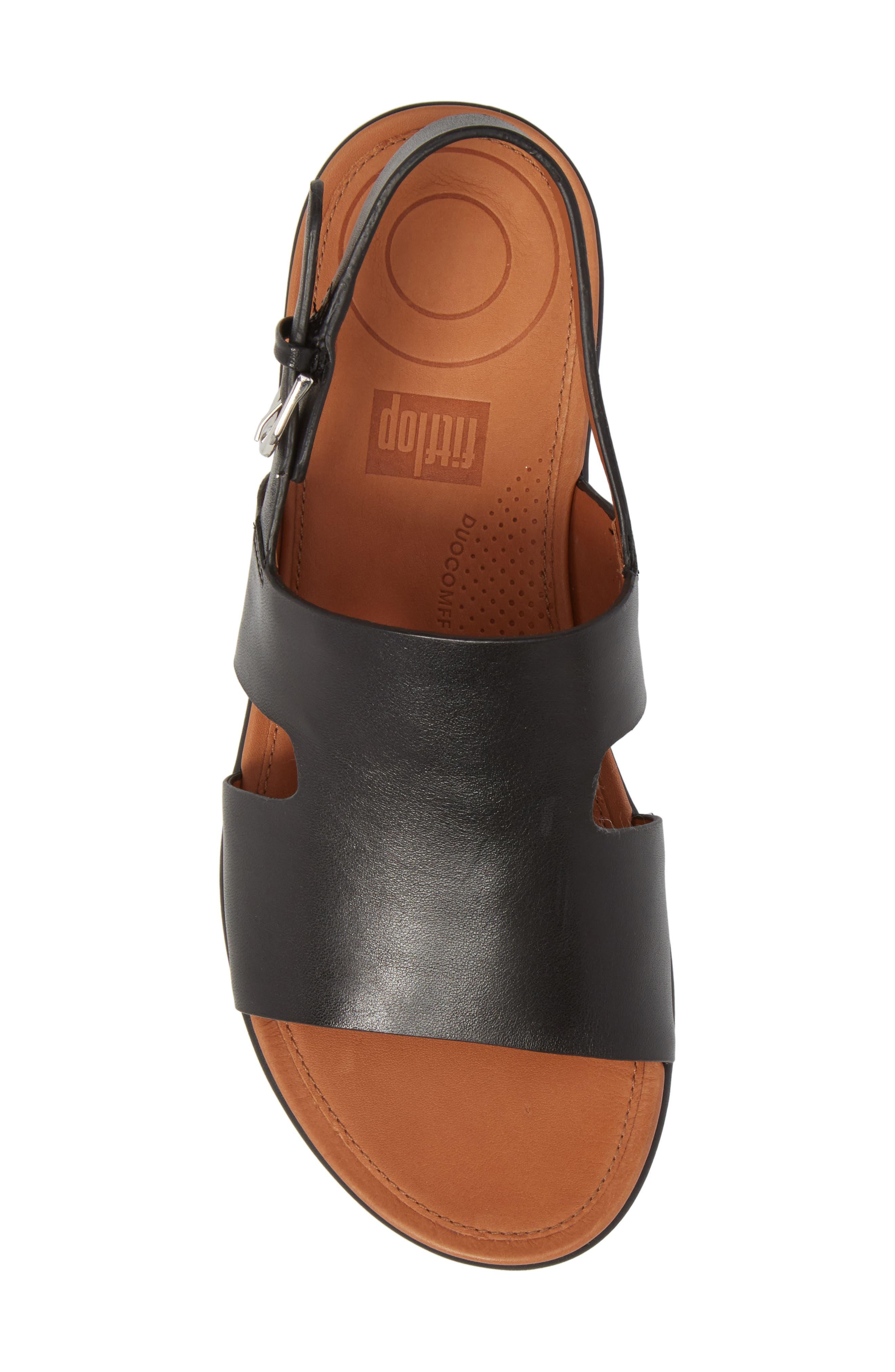 H-Bar Slingback Sandal,                             Alternate thumbnail 9, color,