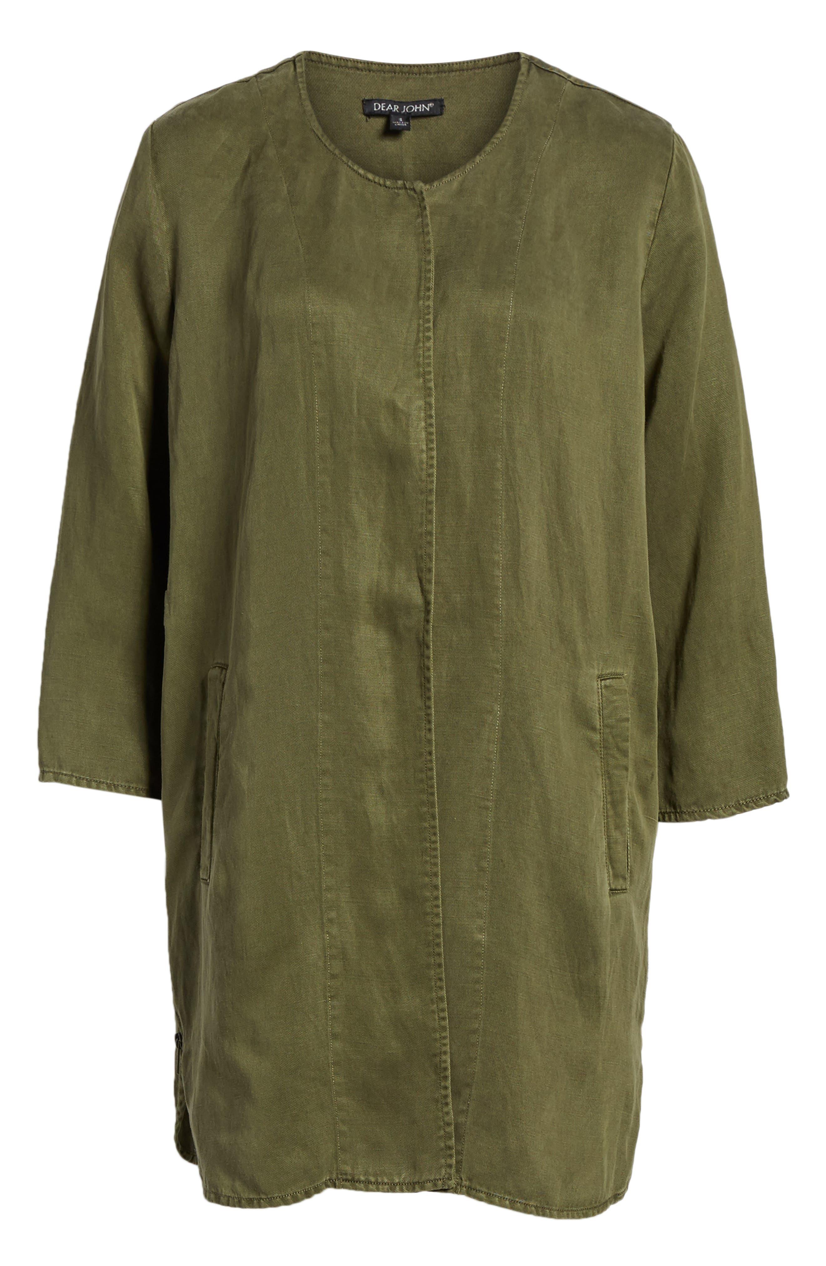 Tunic Jacket,                             Alternate thumbnail 6, color,                             300