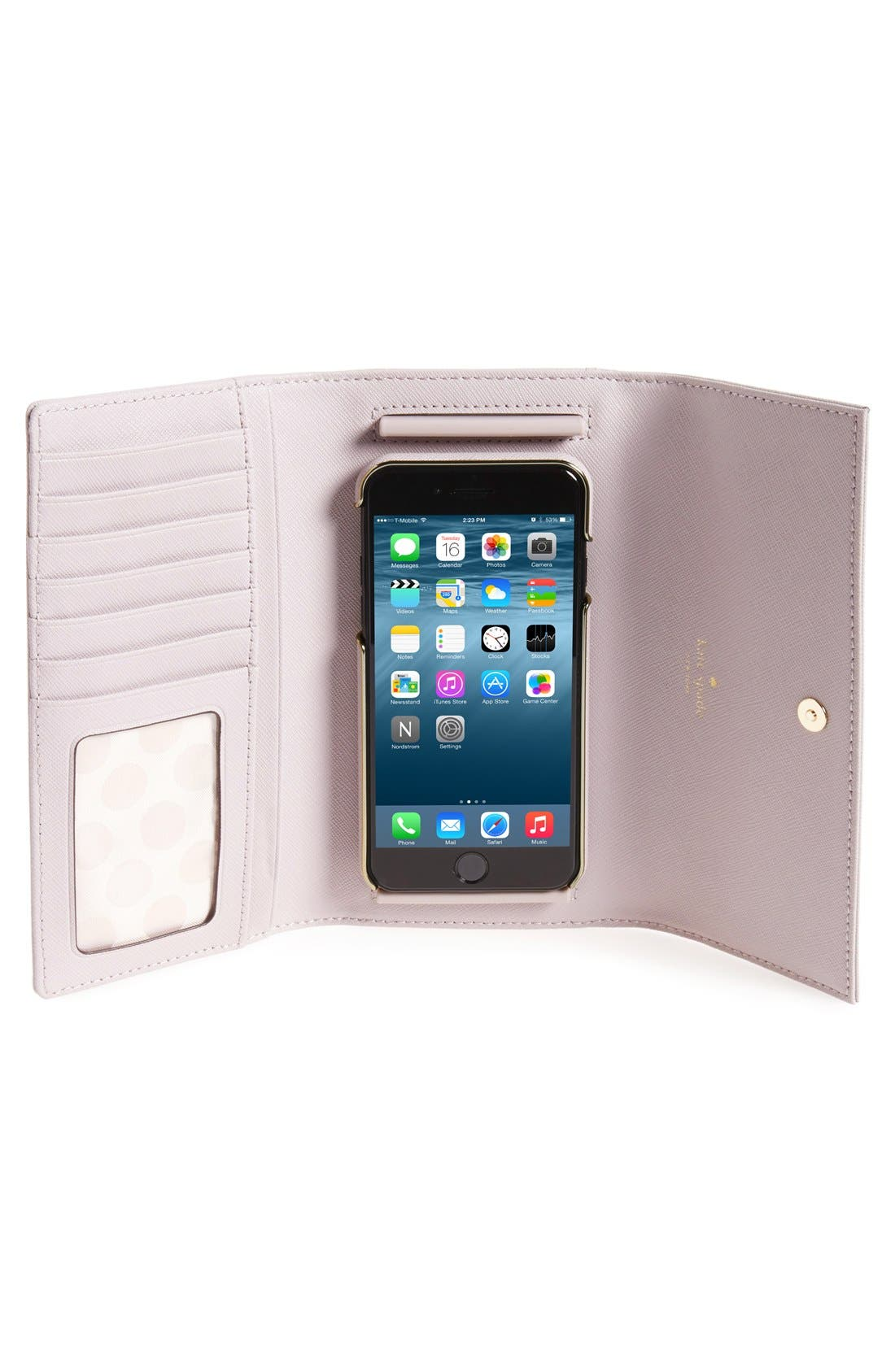 leather iPhone 7/8 & 7/8 Plus case,                             Alternate thumbnail 36, color,