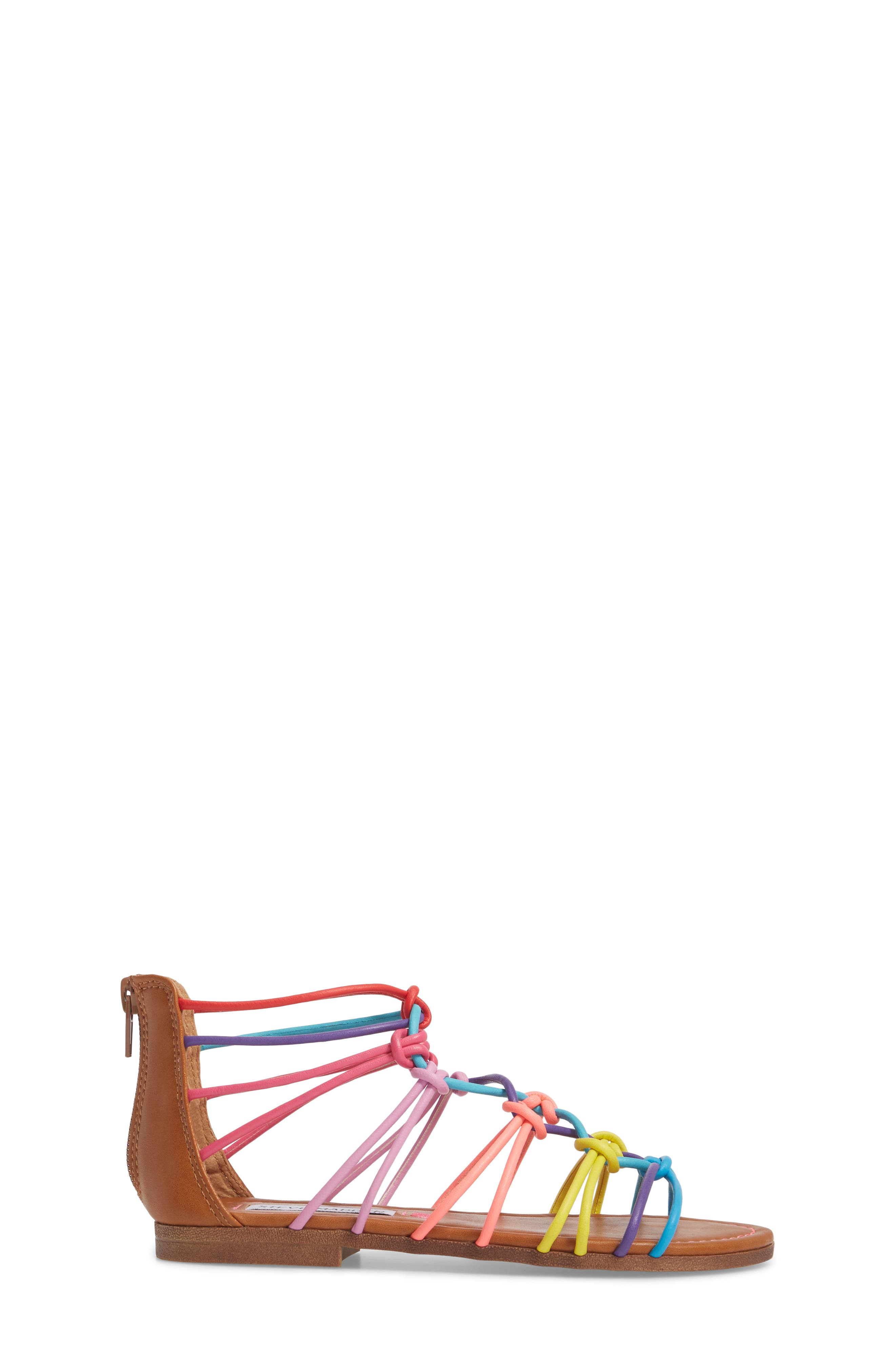Mystery Strappy Sandal,                             Alternate thumbnail 3, color,                             650