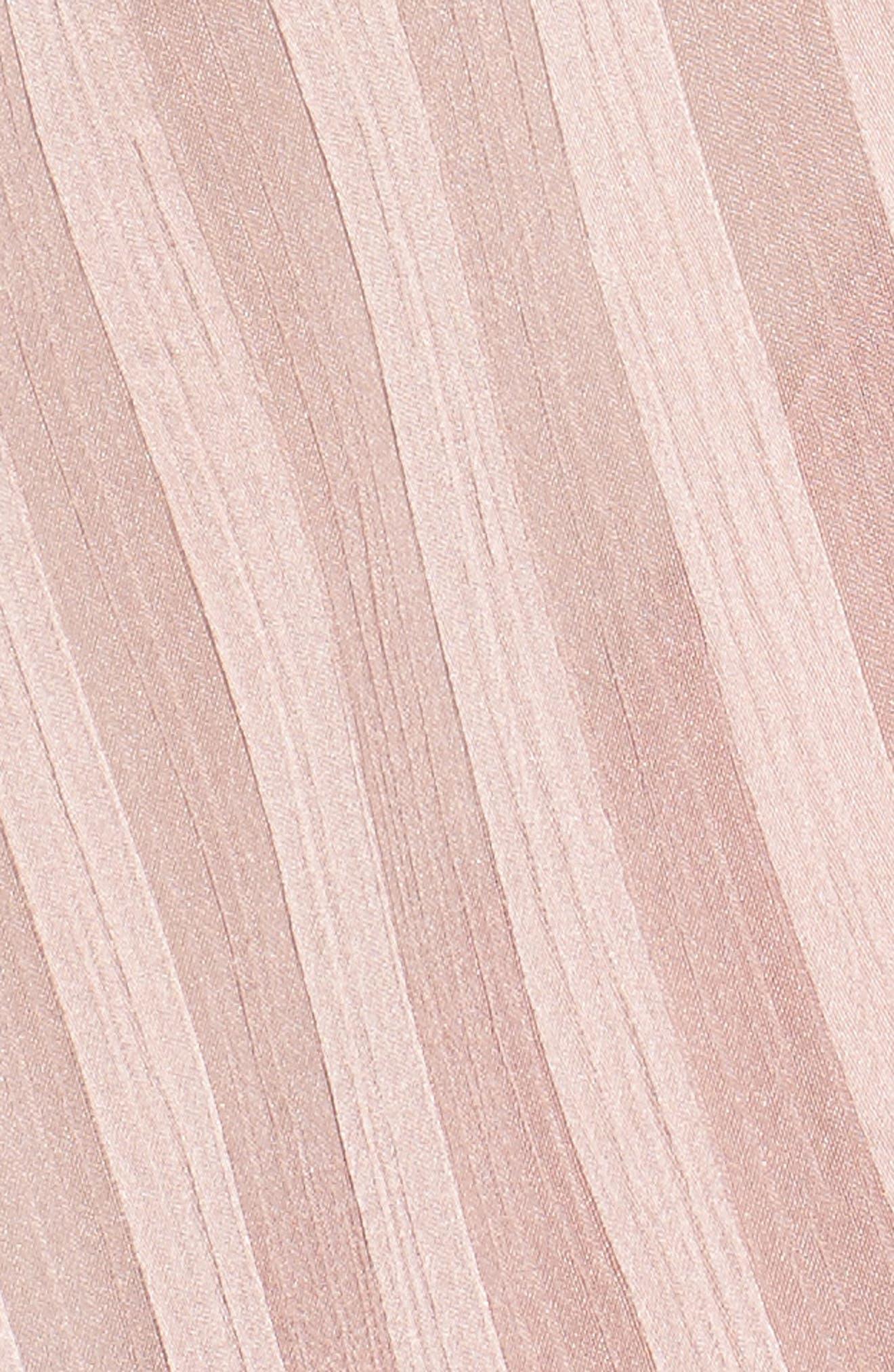 Sheer Shadow Stripe Top,                             Alternate thumbnail 19, color,
