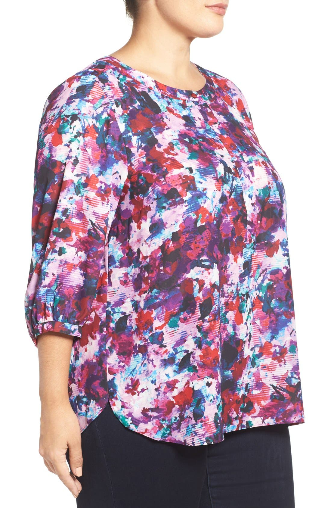 Henley Top,                             Alternate thumbnail 251, color,