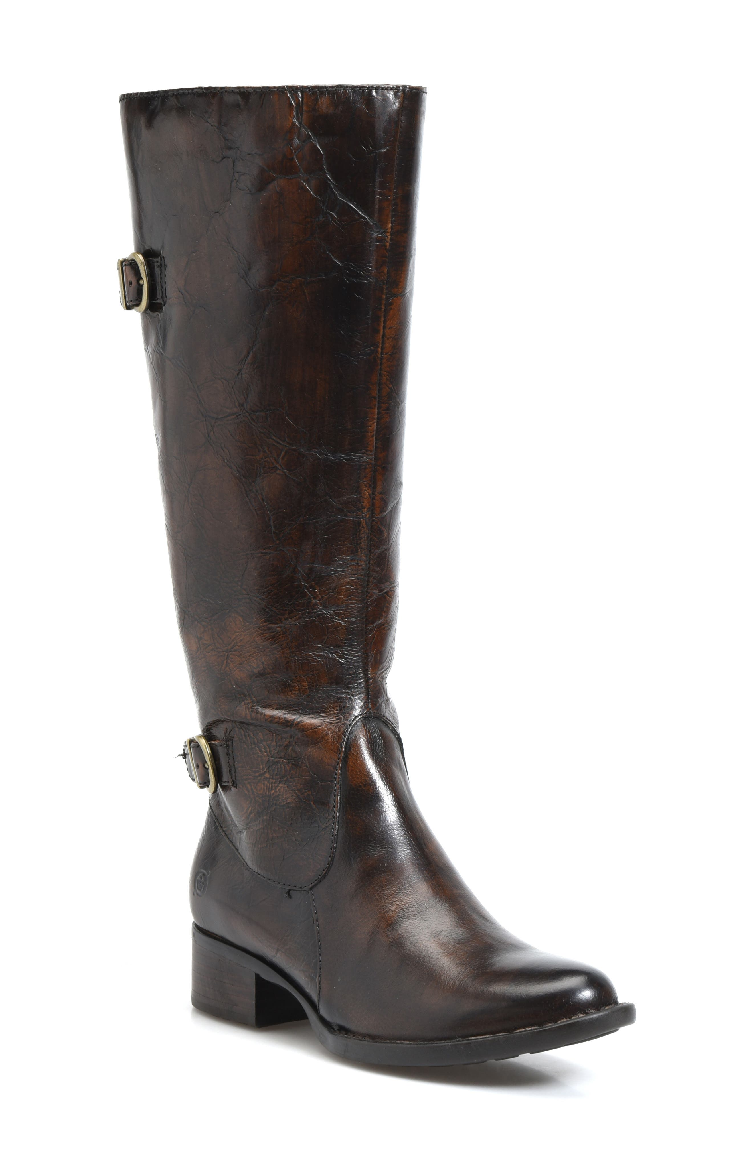 B?rn Gibb Knee High Riding Boot, Brown