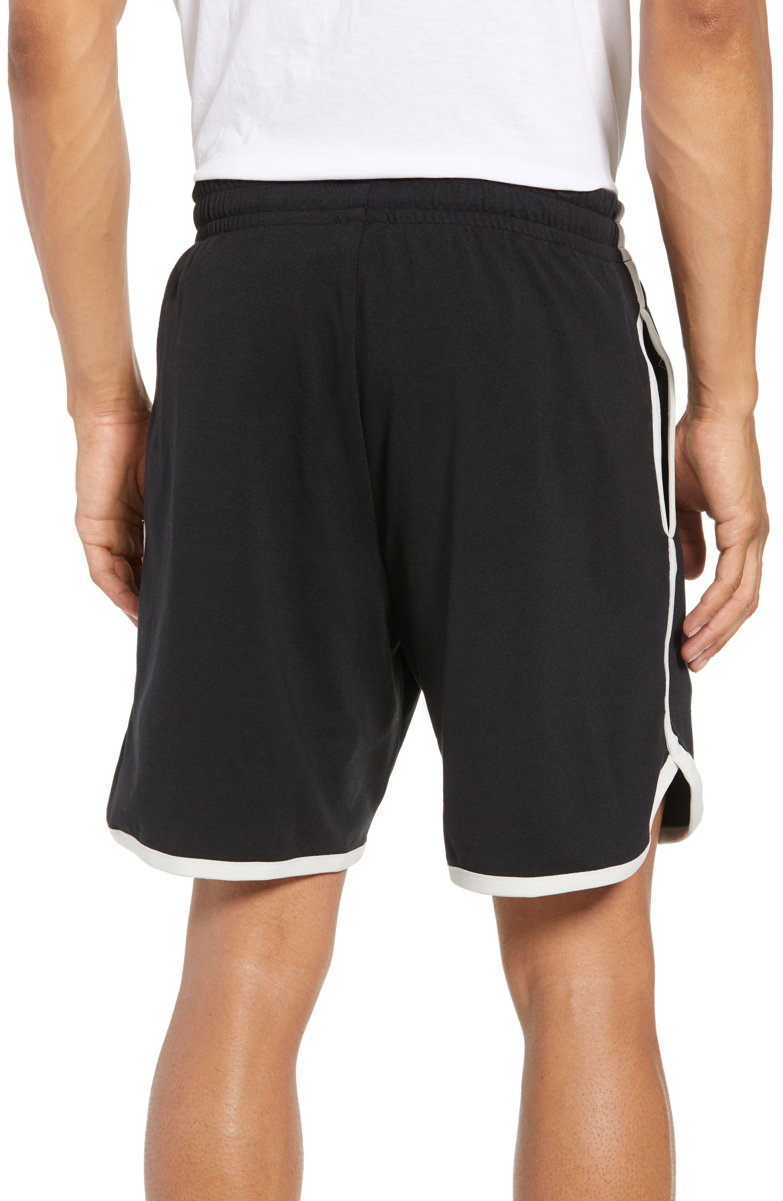 Vintage Regular Fit Gym Shorts,                             Alternate thumbnail 2, color,                             001