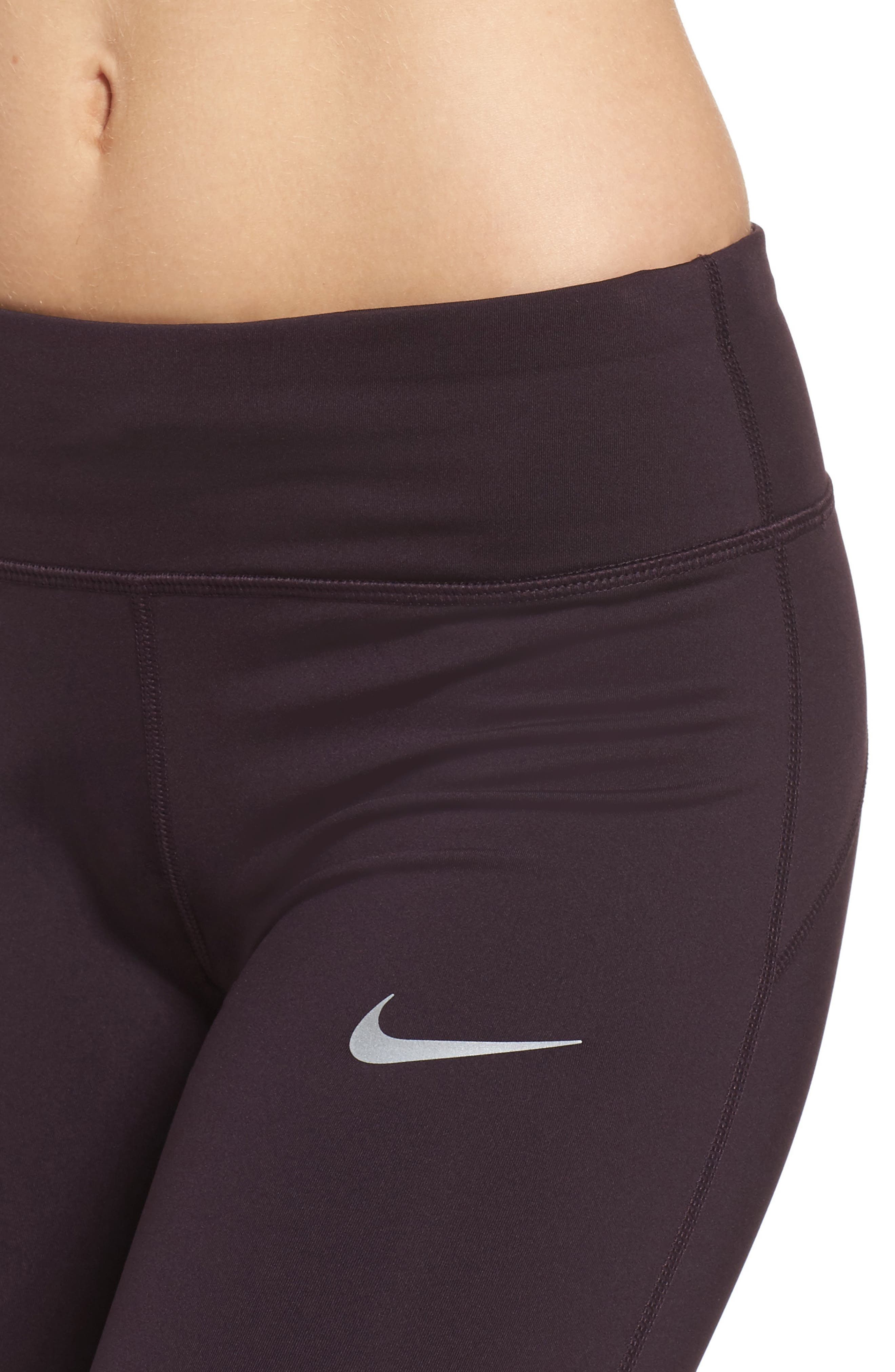 Power Epic Run Crop Tights,                             Alternate thumbnail 28, color,