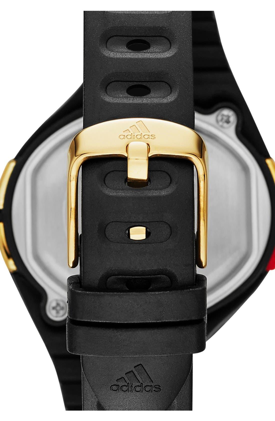 'Adizero' Digital Watch, 43mm x 38mm,                             Alternate thumbnail 9, color,