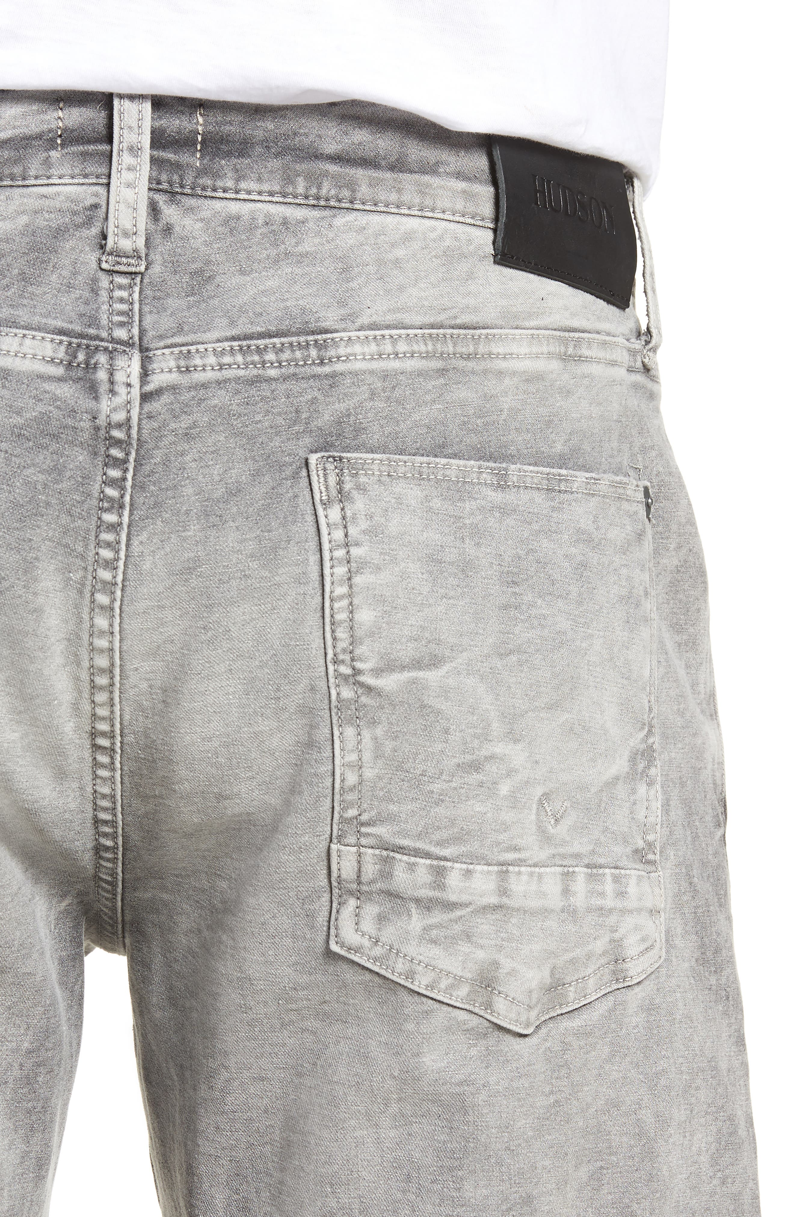 Blake Slim Fit Jeans,                             Alternate thumbnail 4, color,                             063