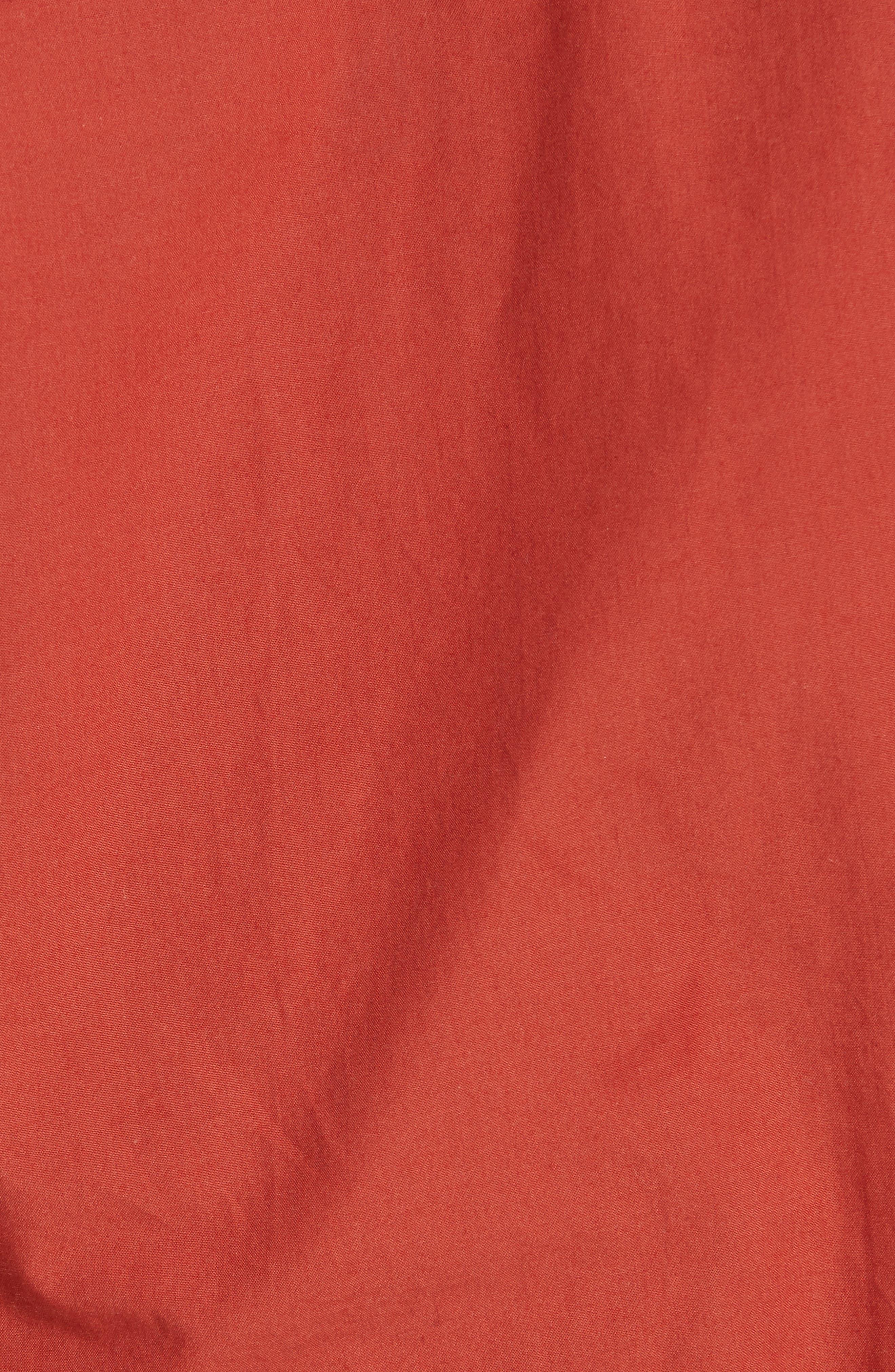 Michelle One-Shoulder Puff Sleeve Blouse,                             Alternate thumbnail 5, color,                             810