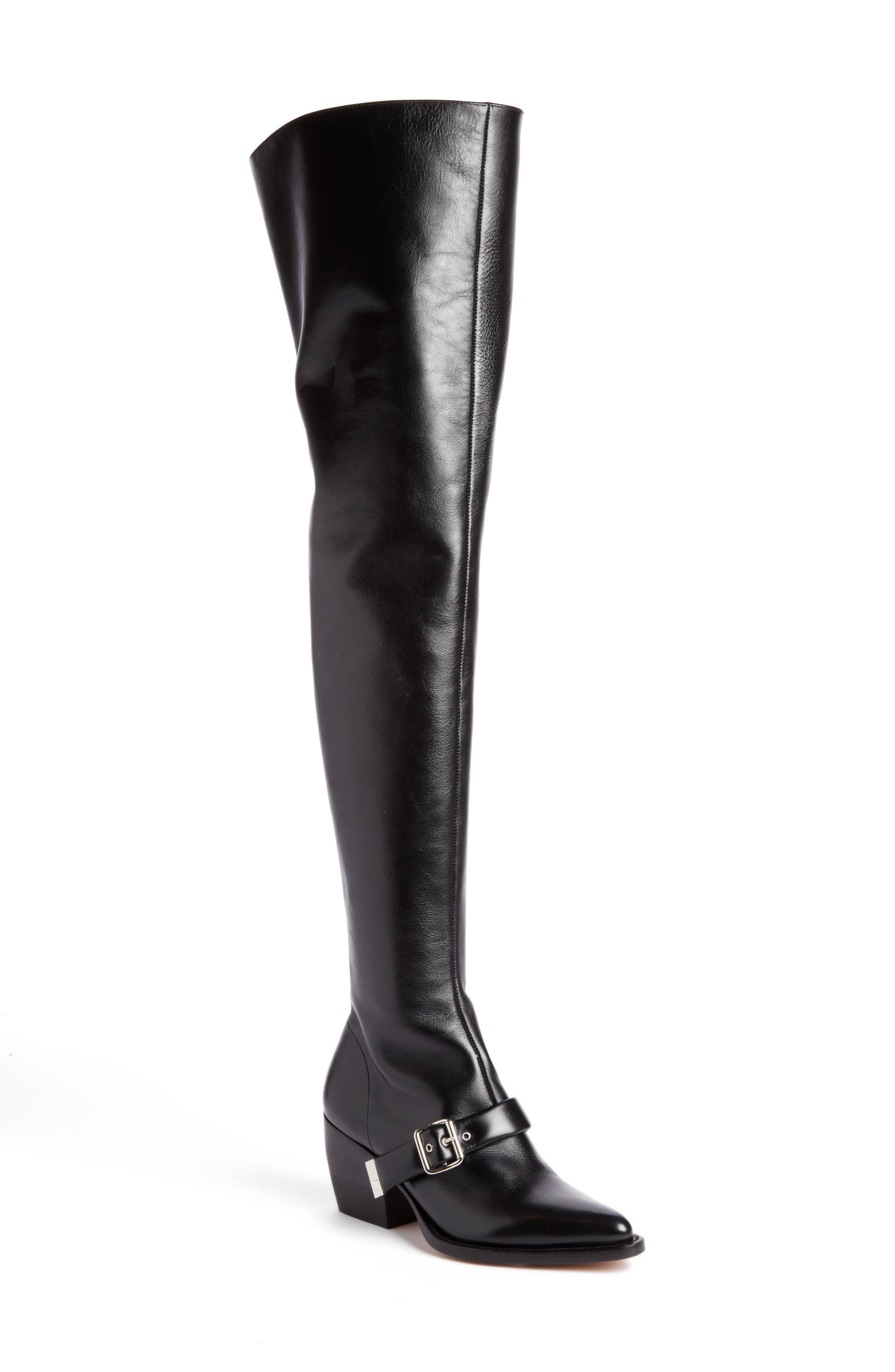 Rylee Over the Knee Boot,                         Main,                         color, 001