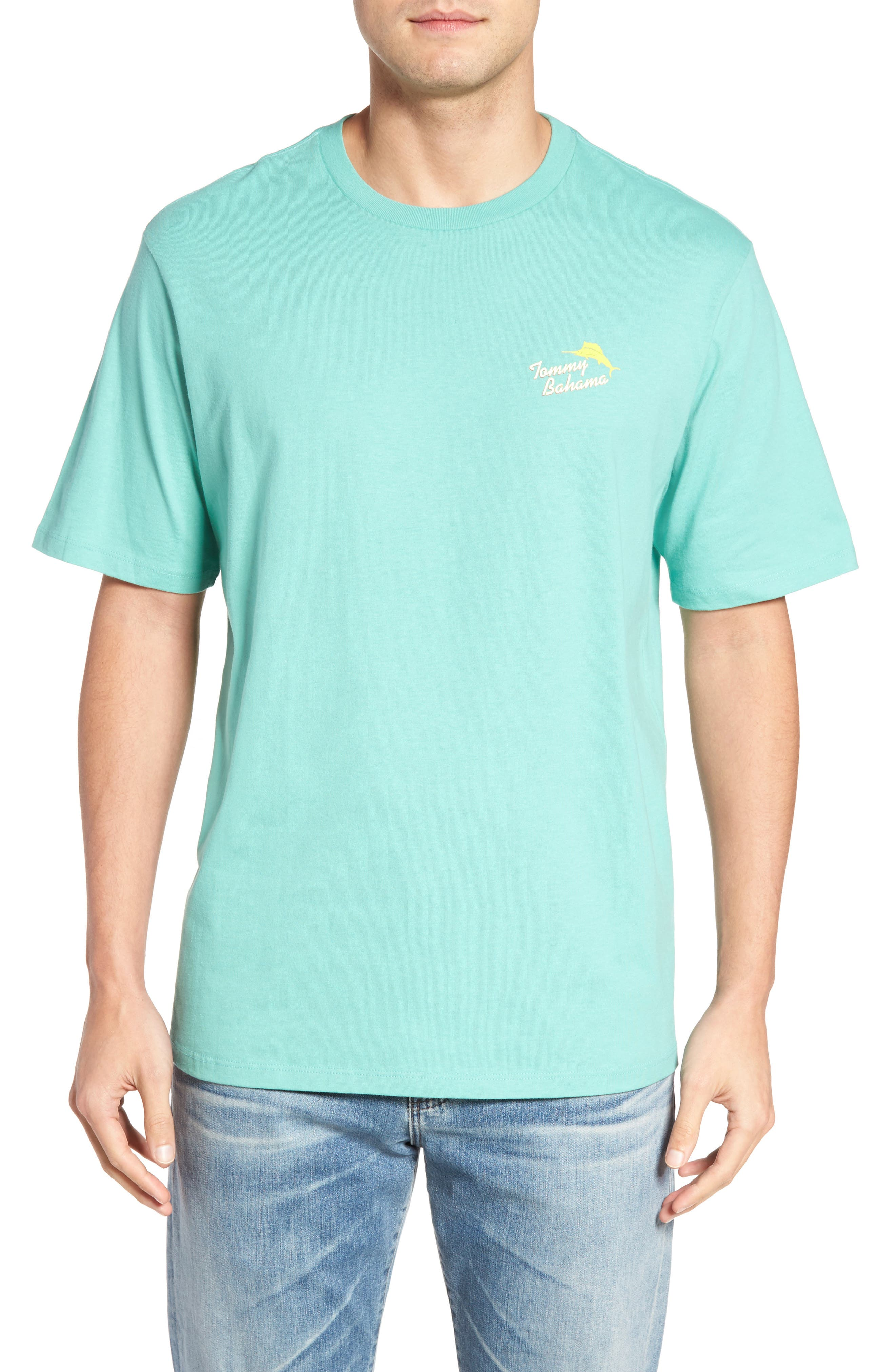 Spring Fling T-Shirt,                             Main thumbnail 1, color,                             030