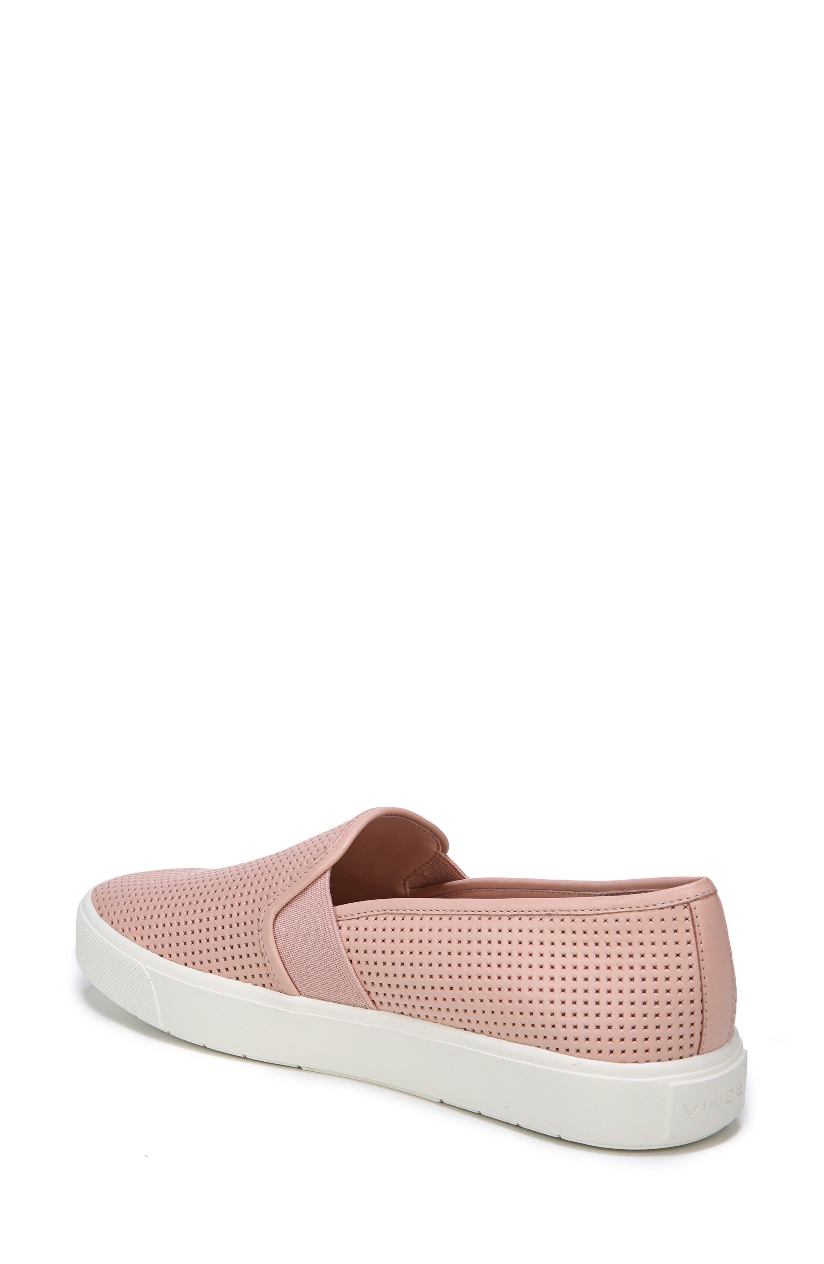 Blair 5 Slip-On Sneaker,                             Alternate thumbnail 2, color,                             ROSE