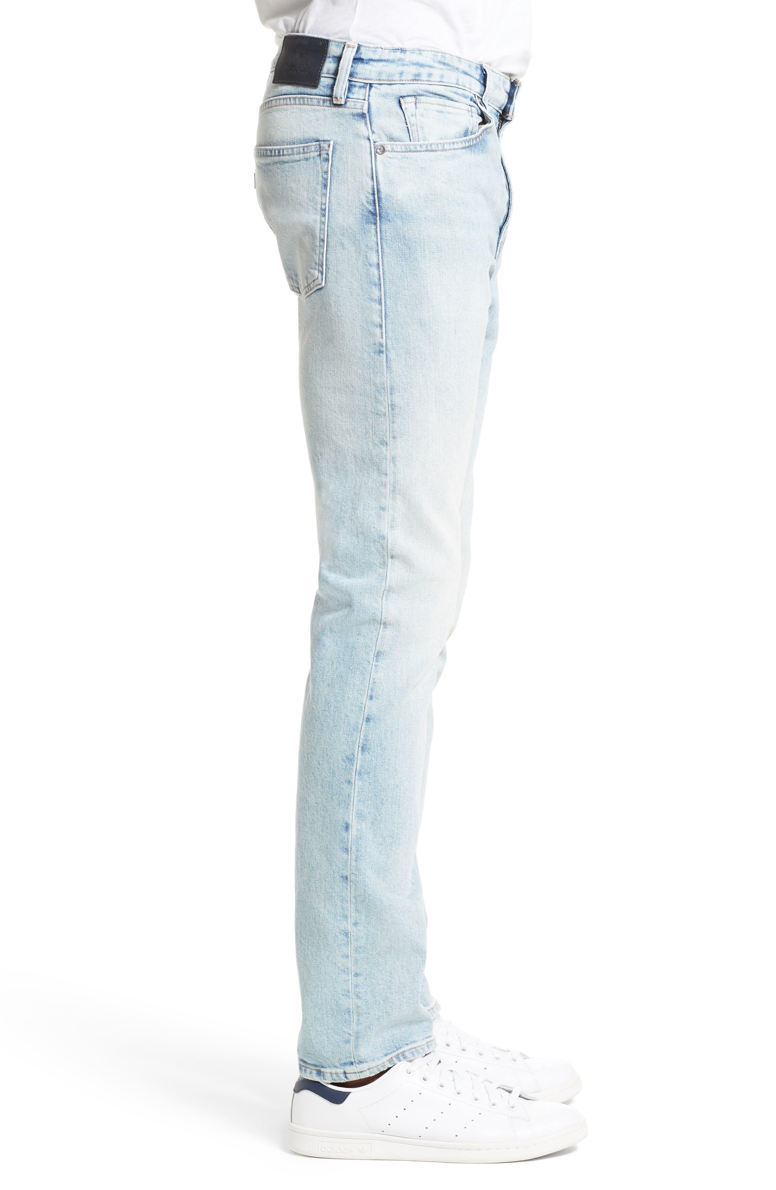 Tack Slim Fit Jeans,                             Alternate thumbnail 3, color,                             450