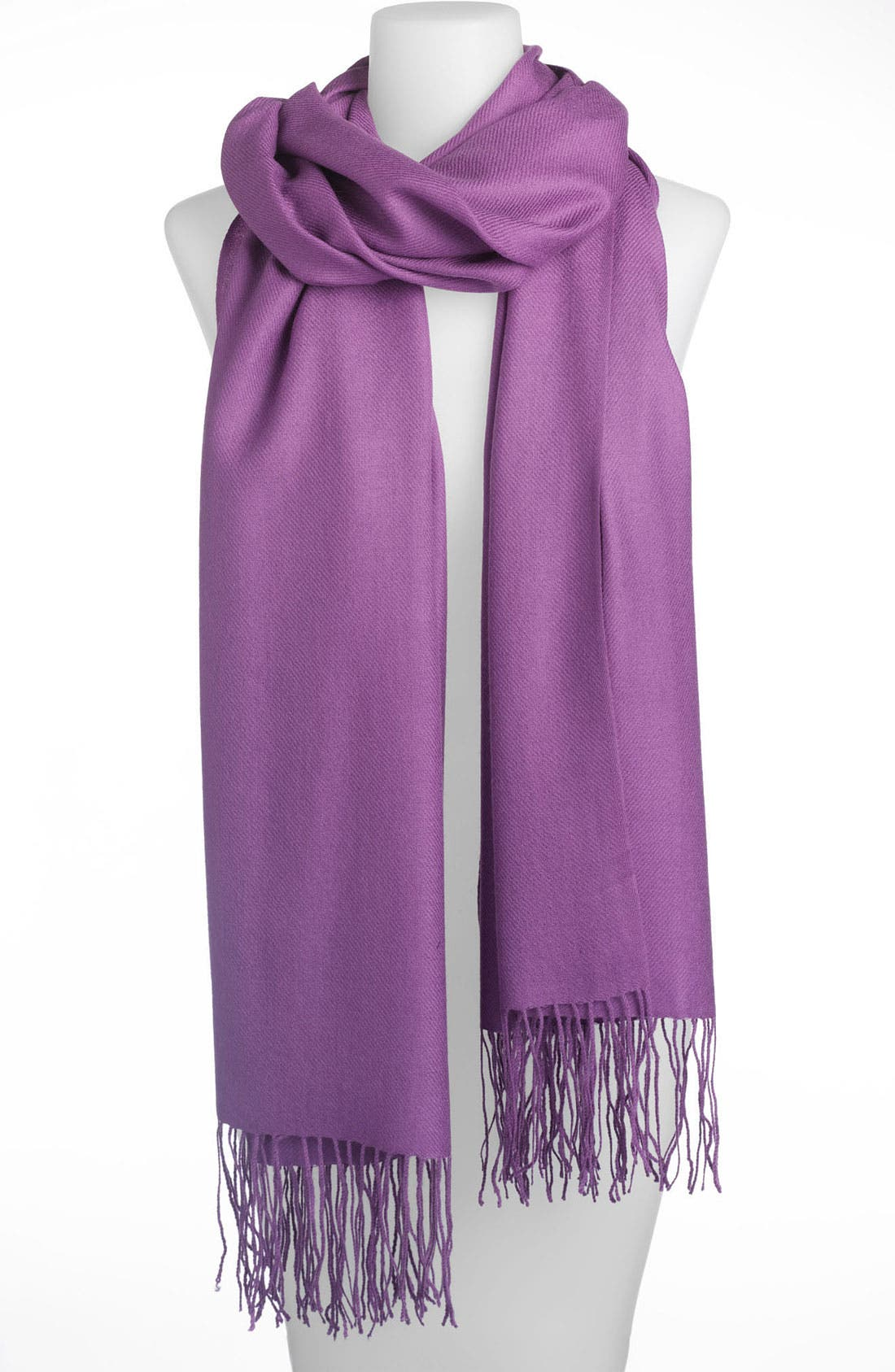 Tissue Weight Wool & Cashmere Wrap,                             Main thumbnail 117, color,