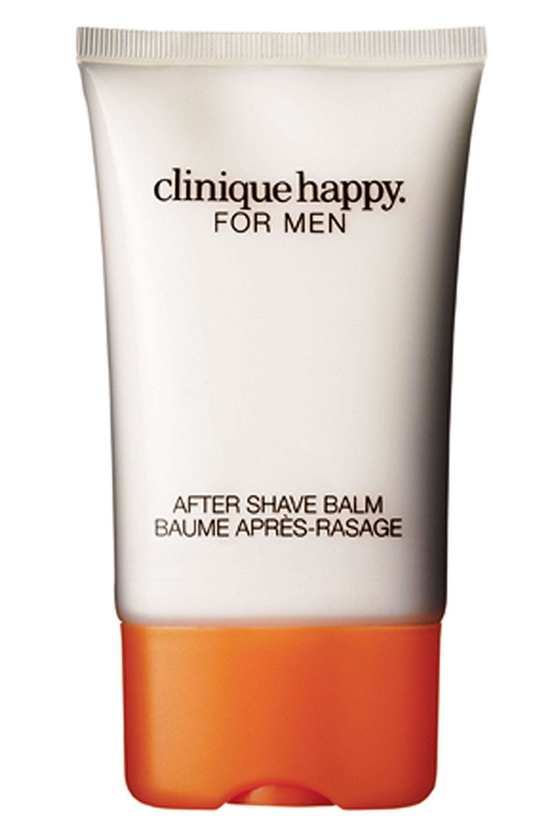 Happy for Men After Shave Balm,                             Main thumbnail 1, color,                             000