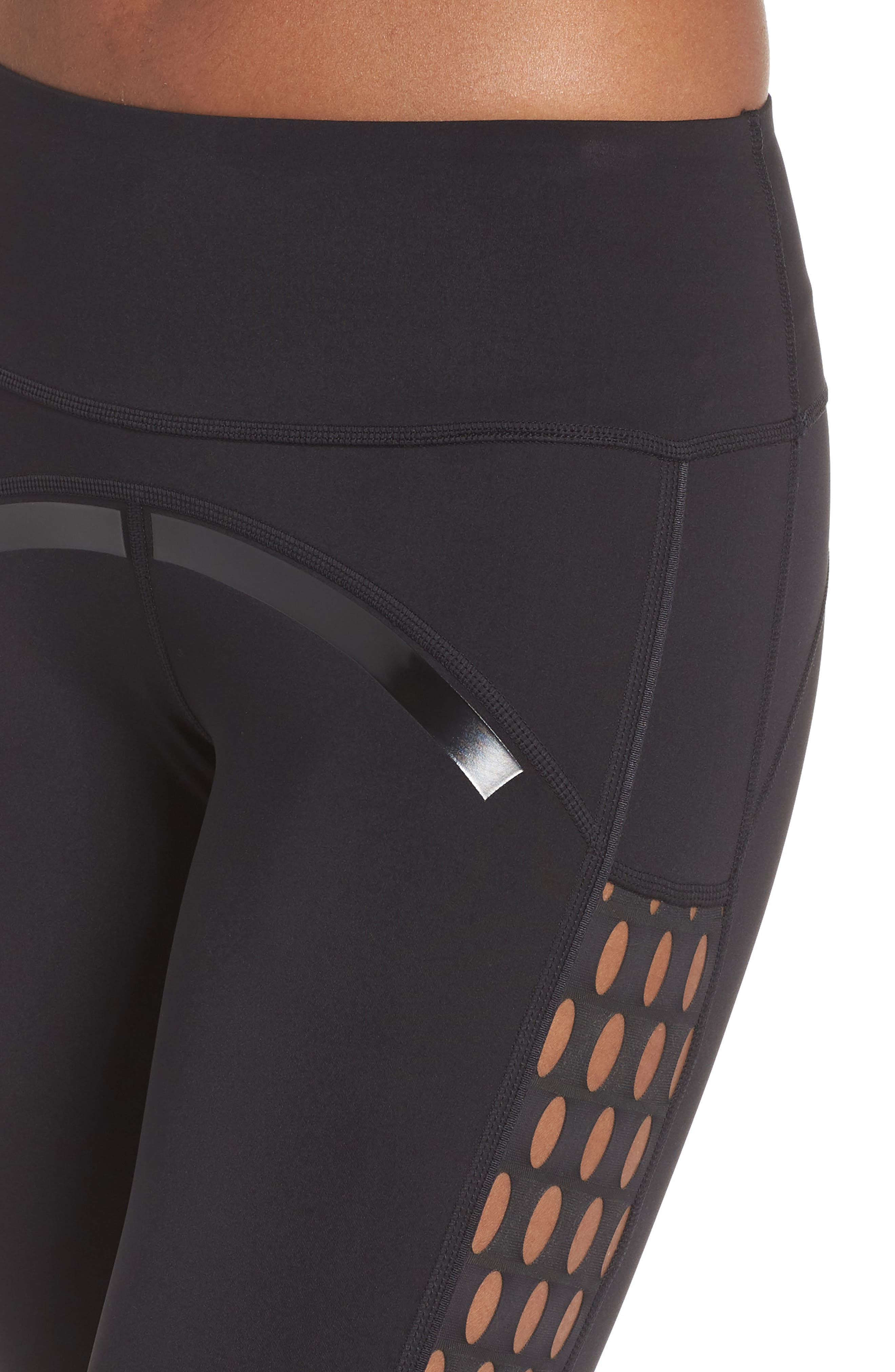 Run Training Tights,                             Alternate thumbnail 4, color,                             001