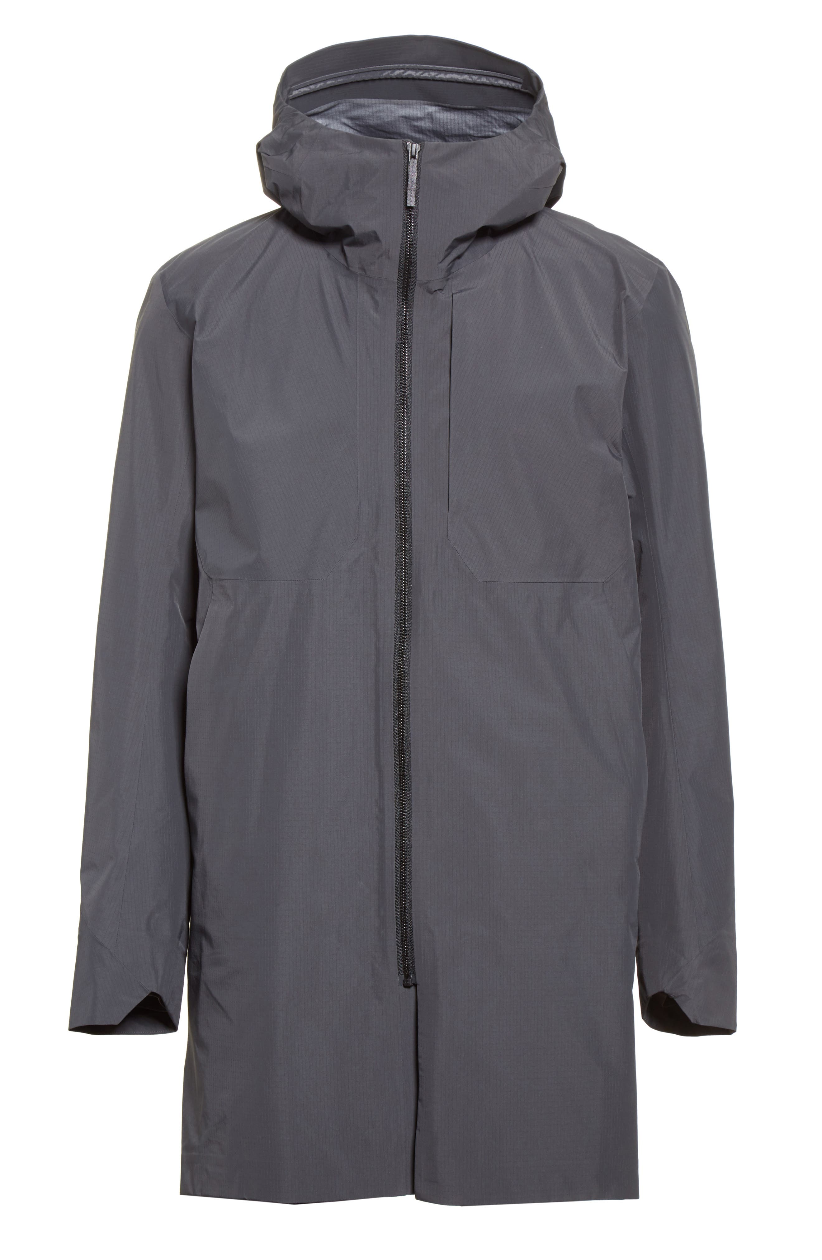 'Monitor' Gore-Tex<sup>®</sup> Pro Packable Hooded Jacket,                             Alternate thumbnail 2, color,                             020