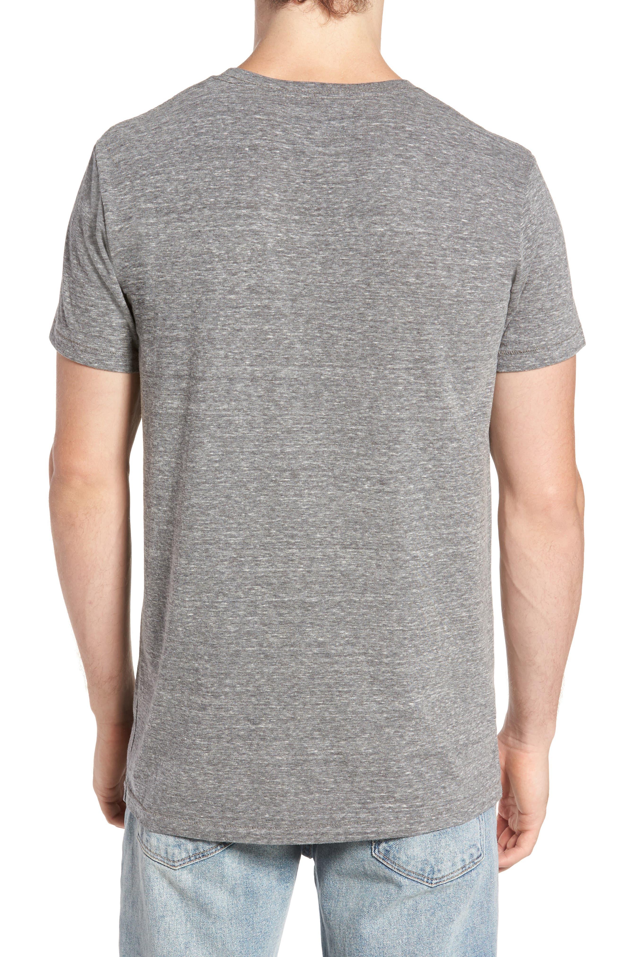 Palm Diamonds Pocket T-Shirt,                             Alternate thumbnail 2, color,