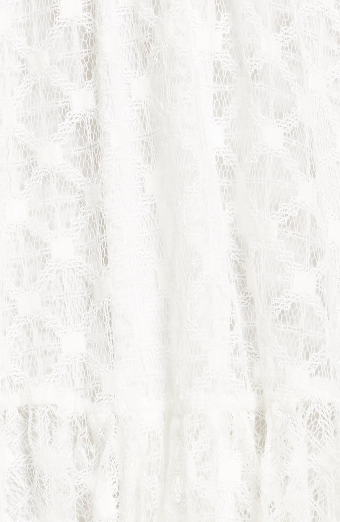 Lace Victorian Dress,                             Alternate thumbnail 5, color,                             900