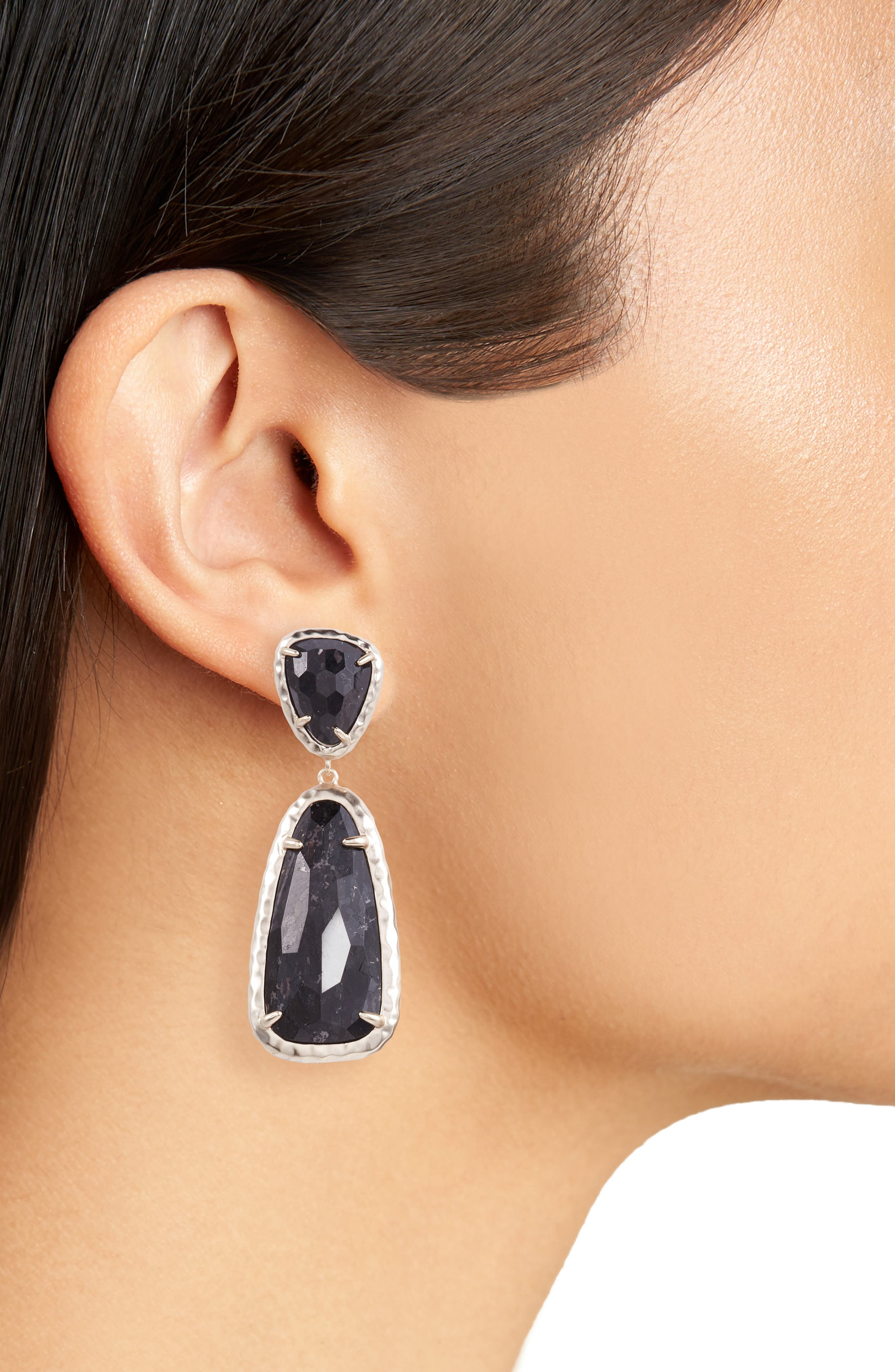 Daria Drop Earrings,                             Alternate thumbnail 2, color,                             026