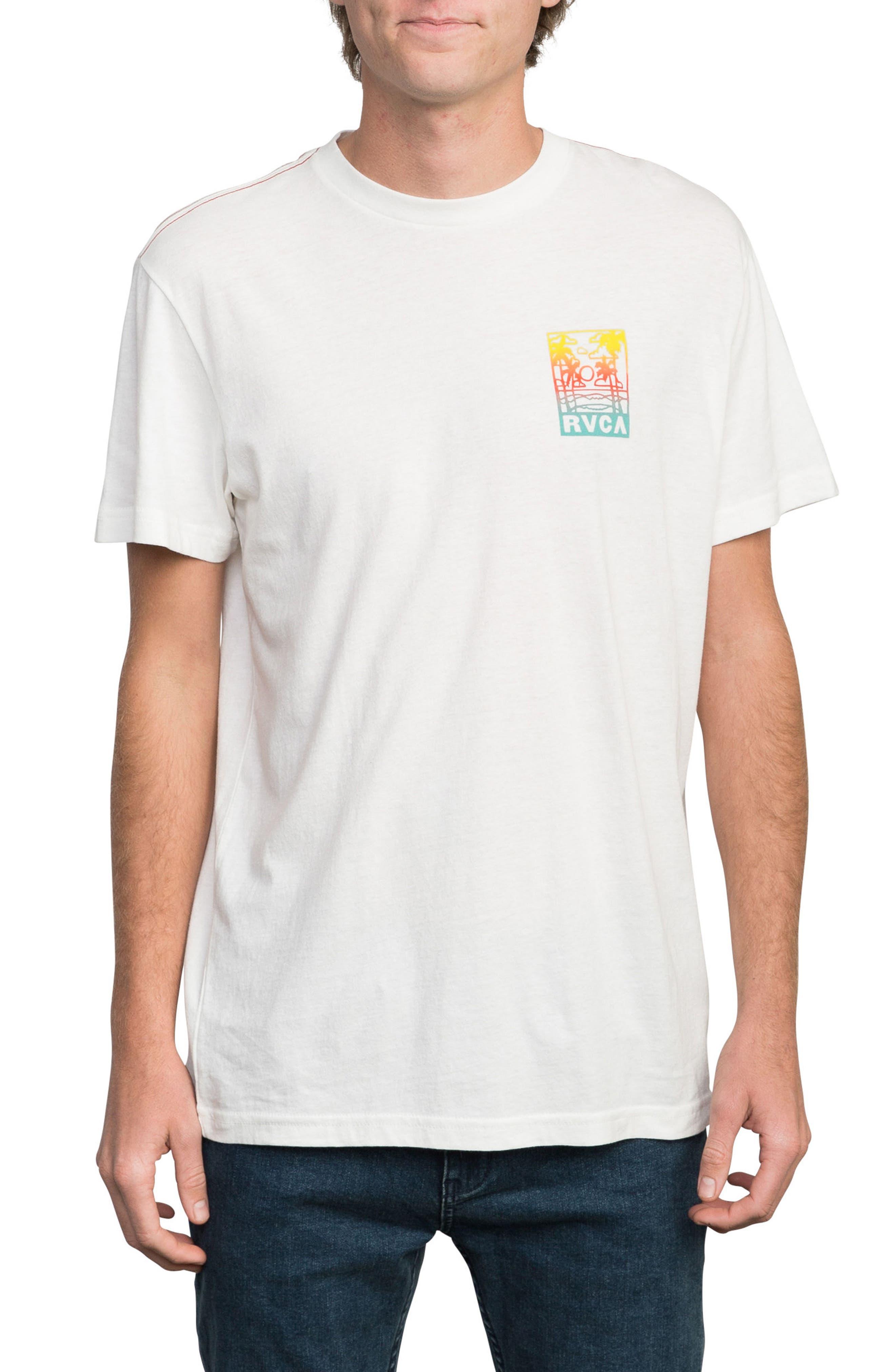 Couple Fun Ones T-Shirt,                             Main thumbnail 1, color,                             ANTIQUE WHITE