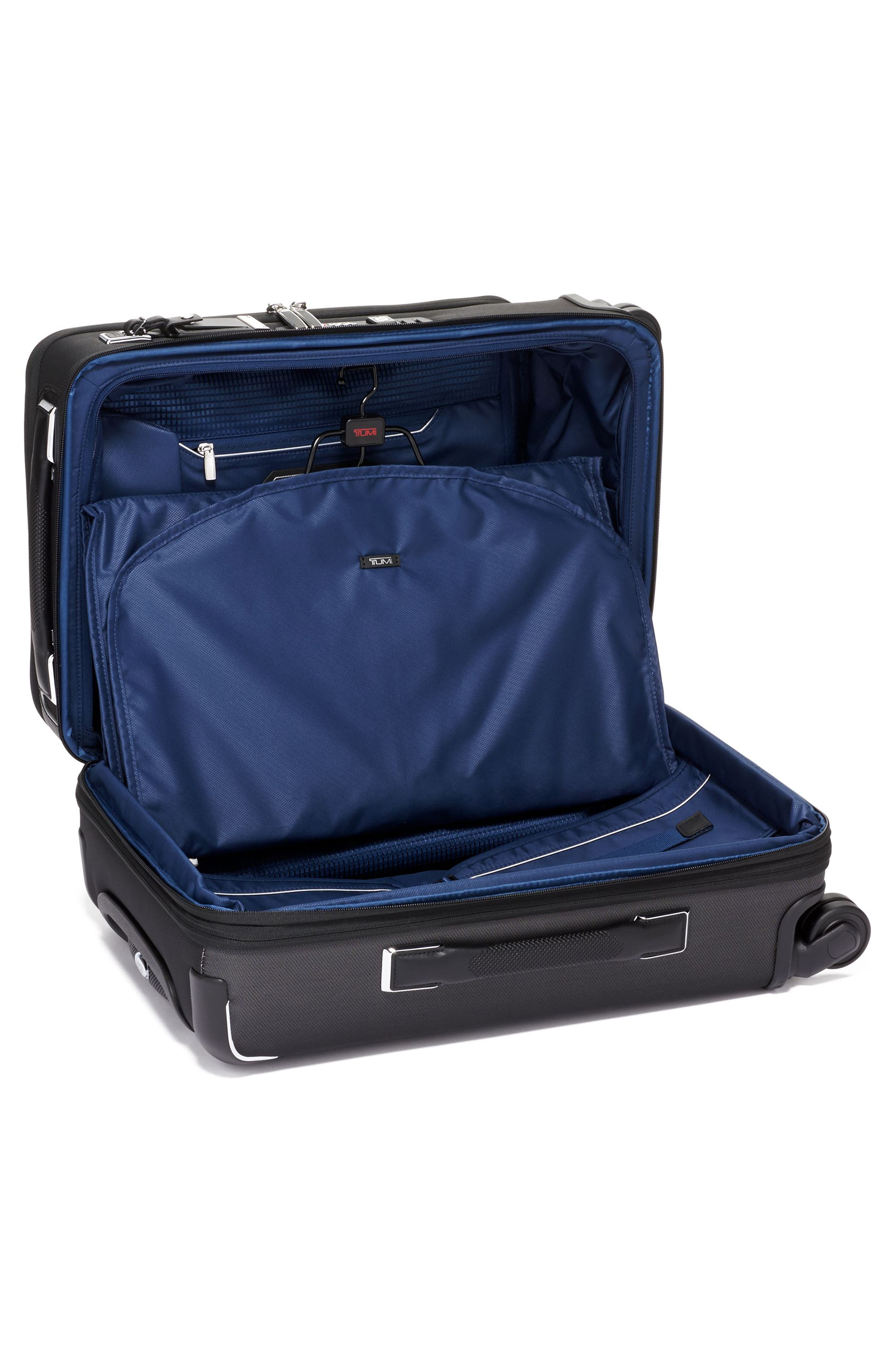 Arrivé 22-Inch International Rolling Carry-On,                             Alternate thumbnail 6, color,                             PEWTER