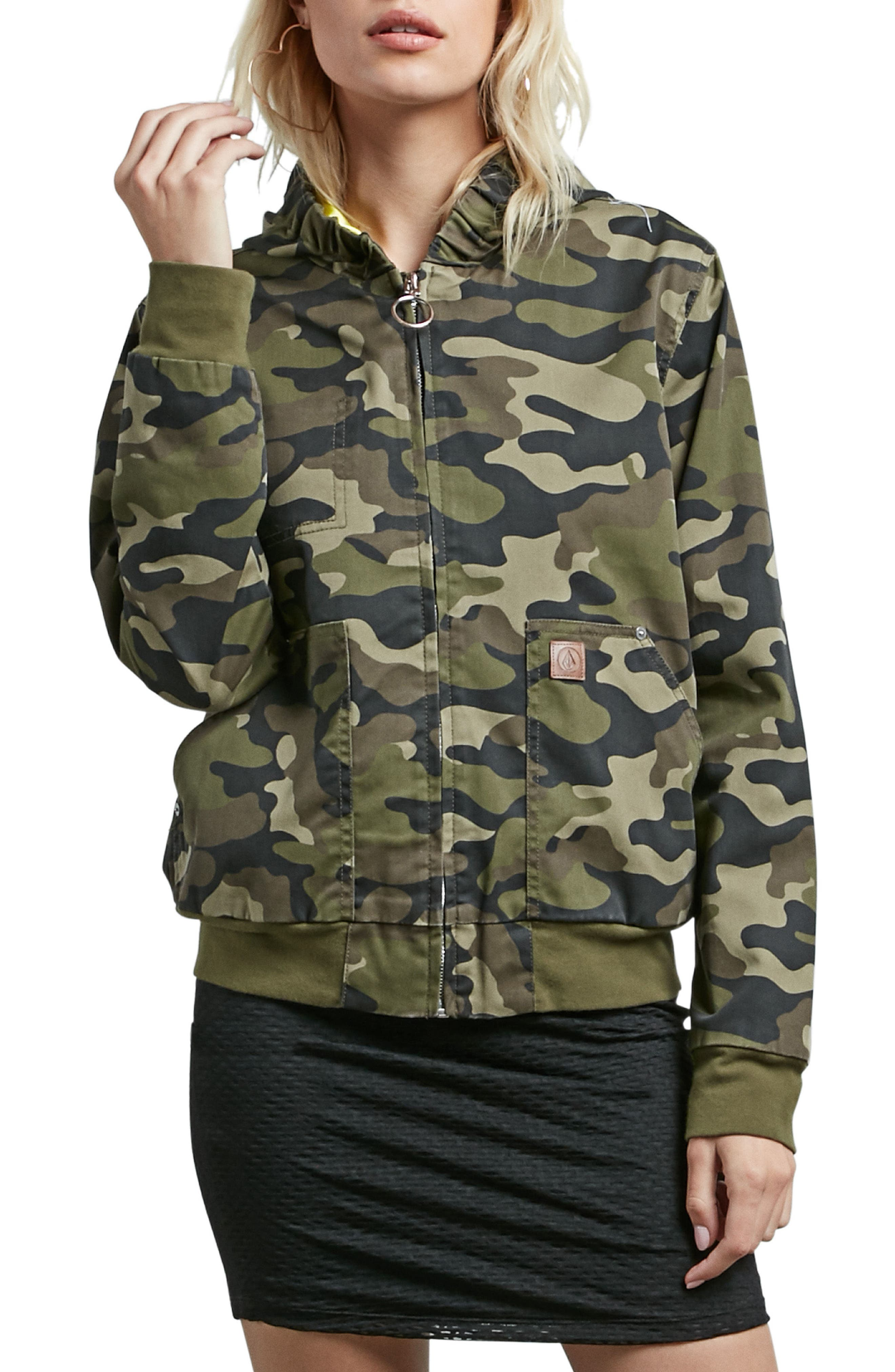 Frochickie Bomber Jacket,                             Alternate thumbnail 2, color,                             362