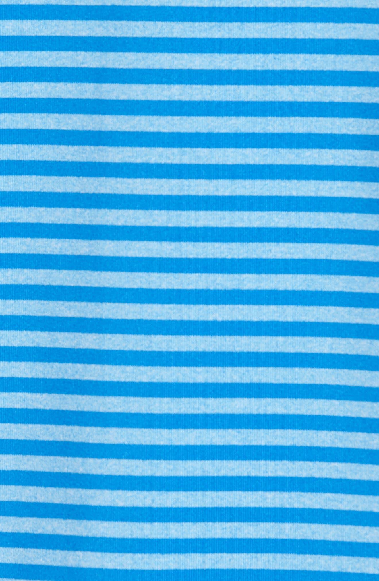SOUTHERN TIDE,                             Stripe Quarter Zip Pullover,                             Alternate thumbnail 7, color,                             400