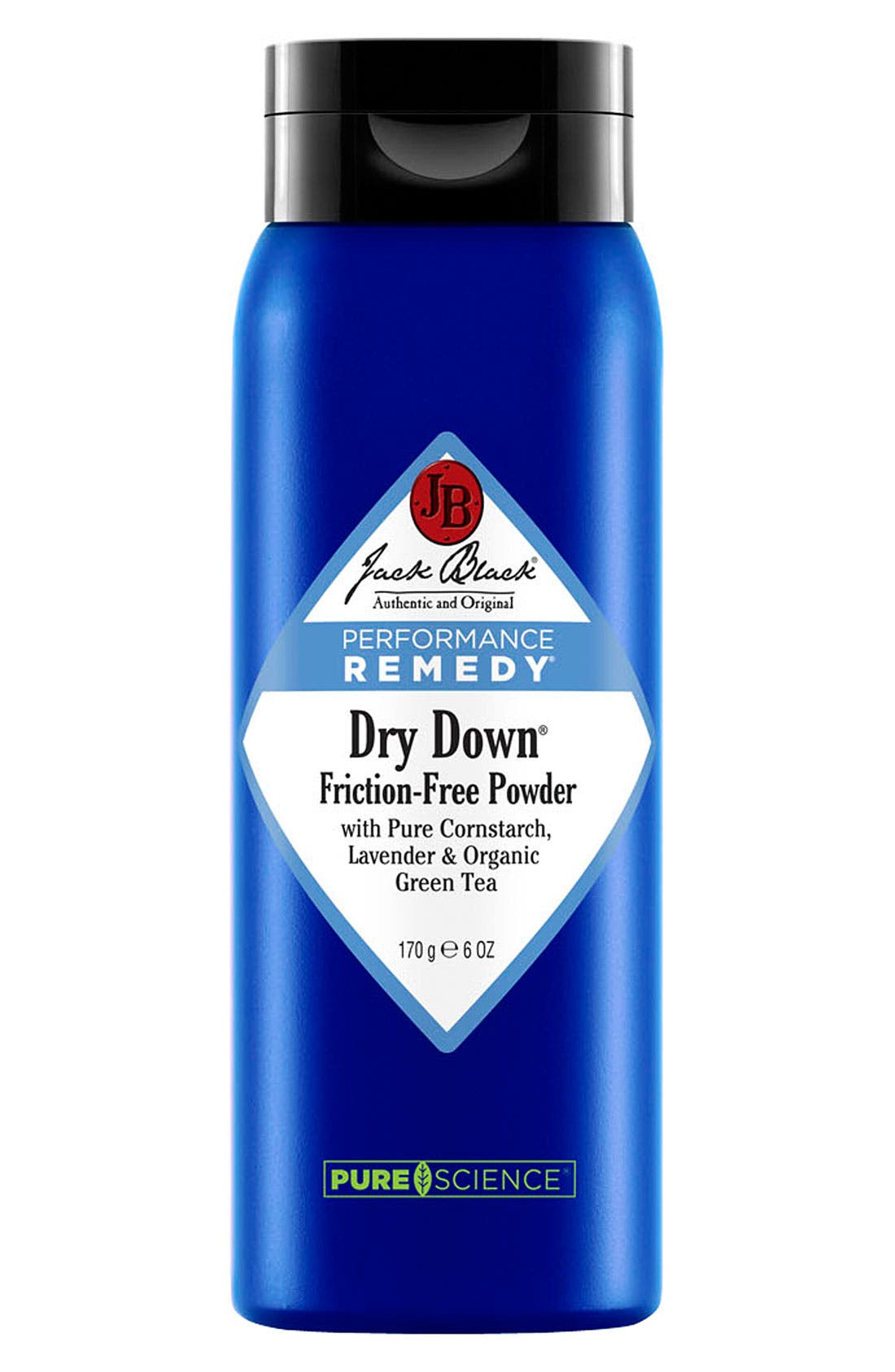 Dry Down Friction-Free Powder,                         Main,                         color, NO COLOR
