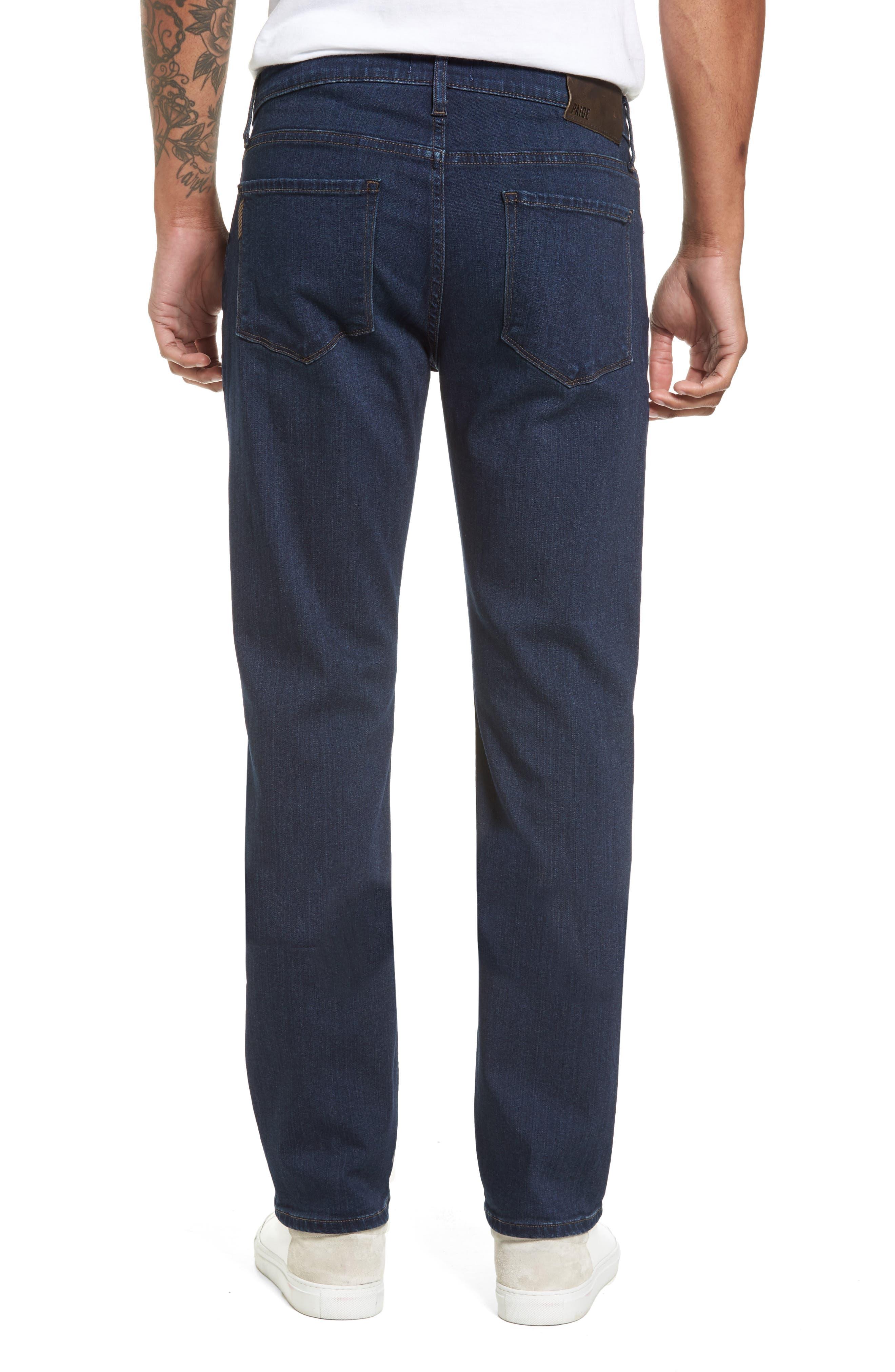 Normandie Straight Leg Jeans,                             Alternate thumbnail 2, color,
