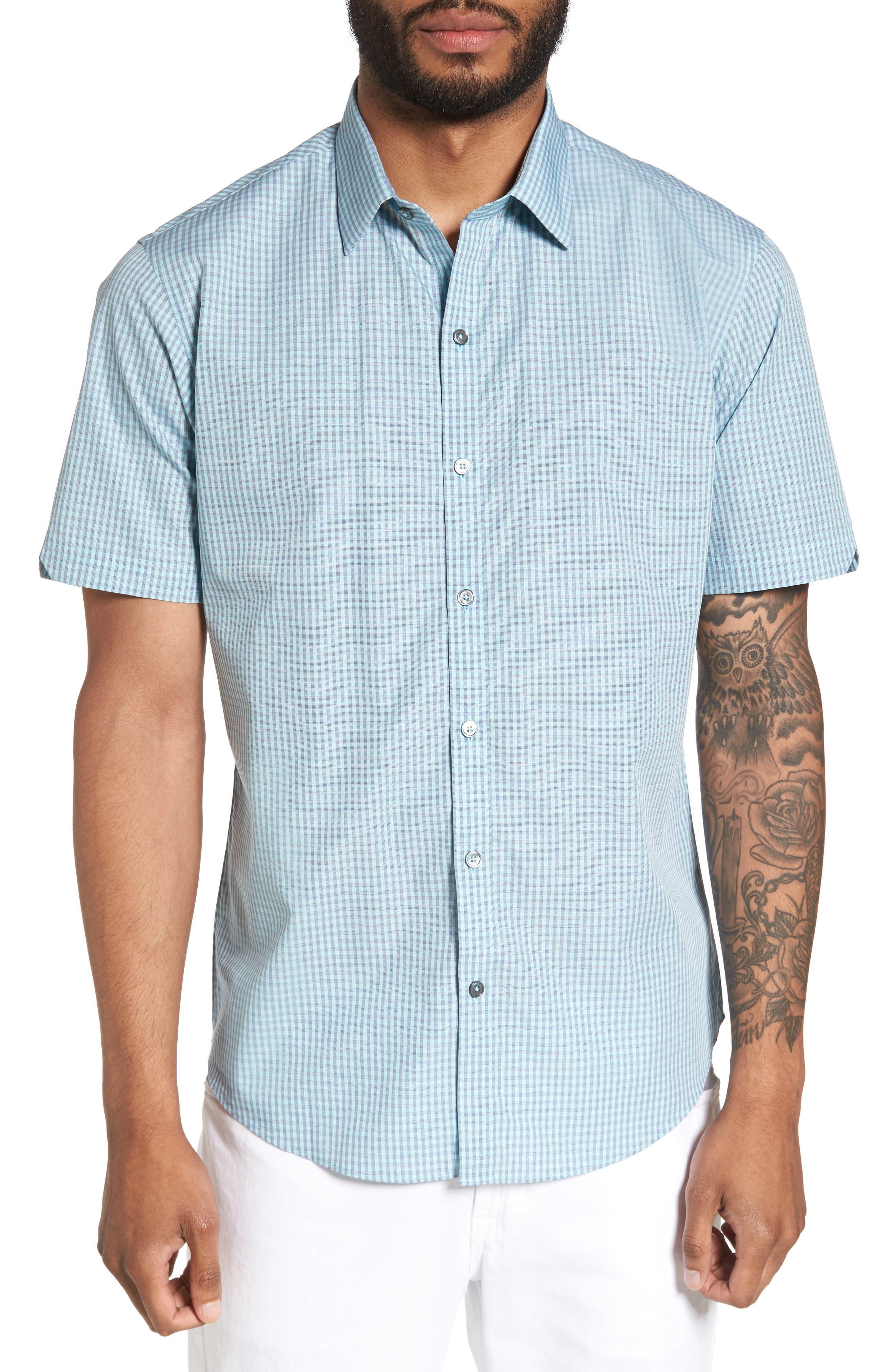 Rappaport Sport Shirt,                         Main,                         color, 332