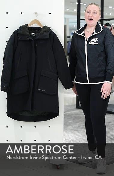 Sportswear Tech Pack Women's Down Fill Parka, sales video thumbnail