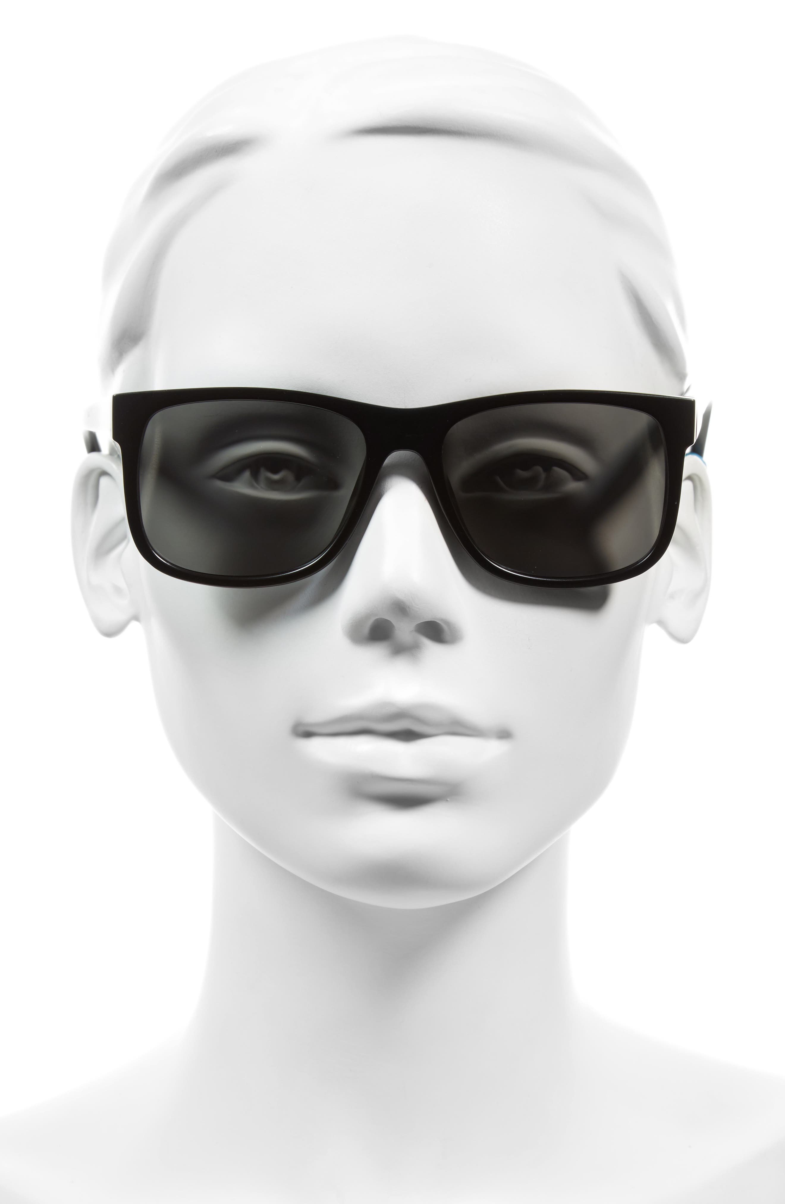 Main 54mm Polarized Sunglasses,                             Alternate thumbnail 2, color,                             001