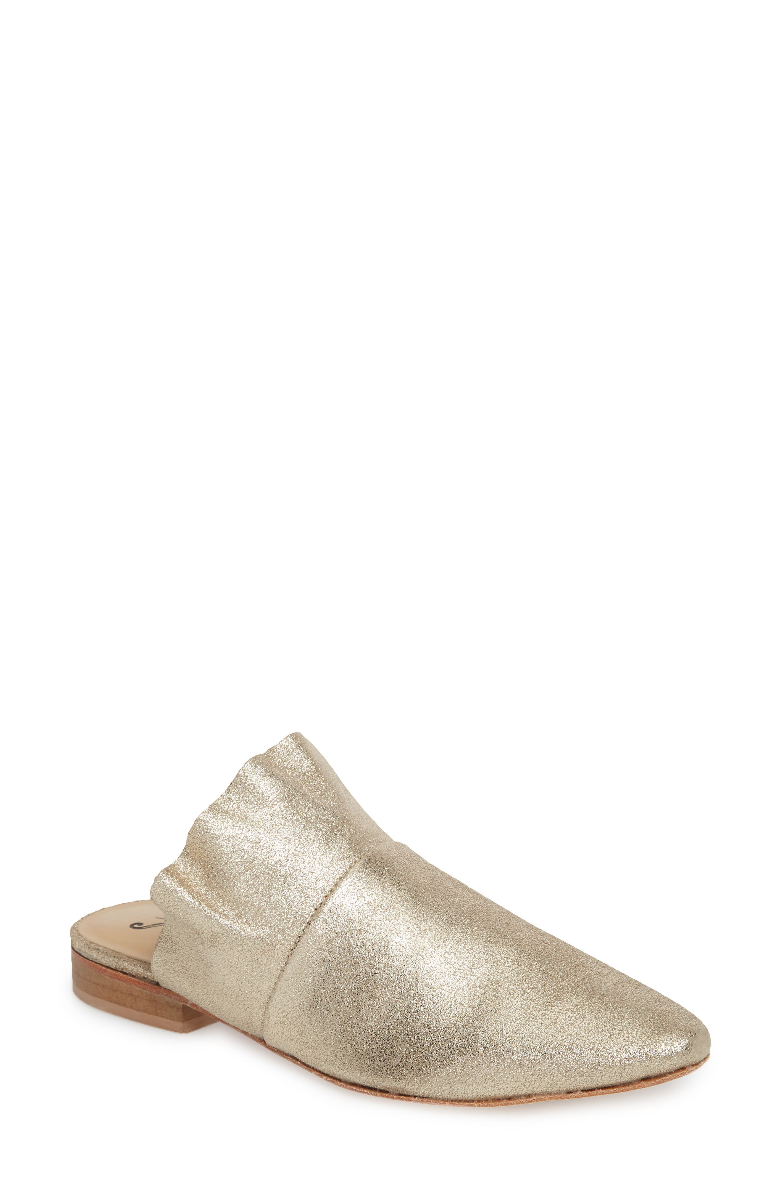 Sienna Ruffle Mule,                         Main,                         color, 710
