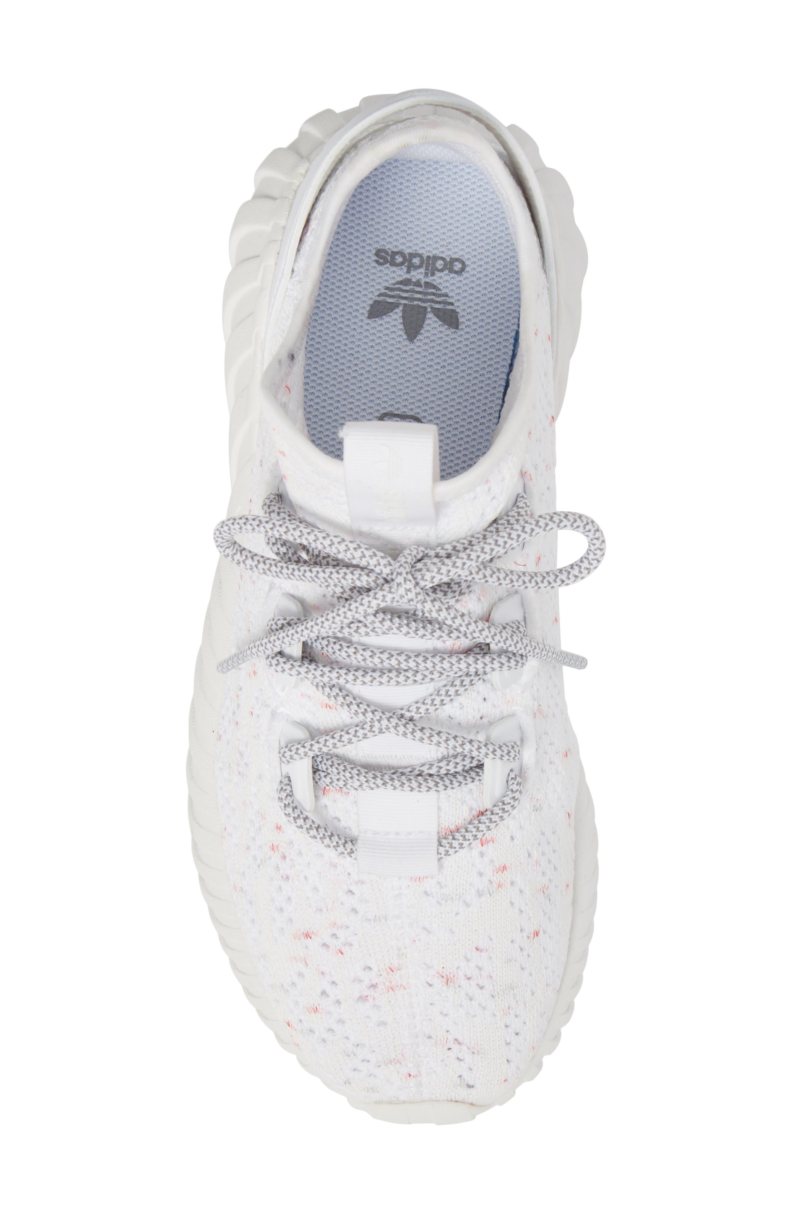 Tubular Doom Sock Primeknit Sneaker,                             Alternate thumbnail 10, color,