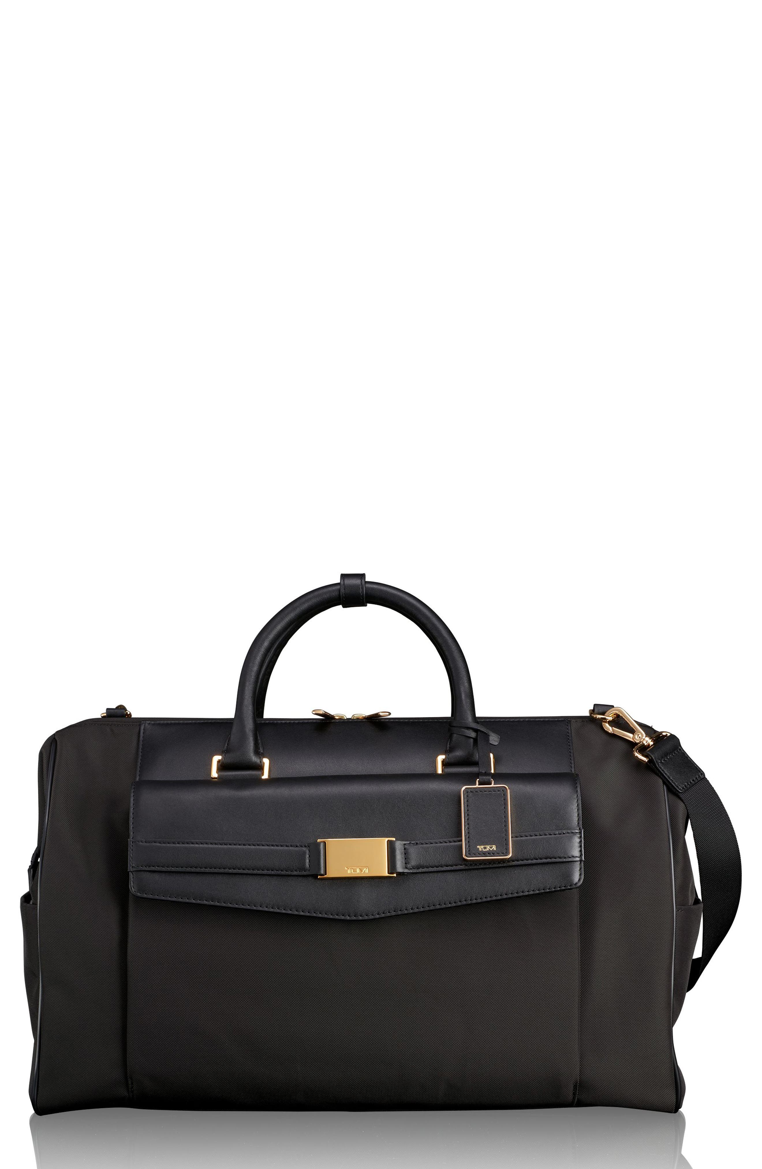 Larkin - Allendale Nylon Duffel Bag,                             Main thumbnail 1, color,                             001