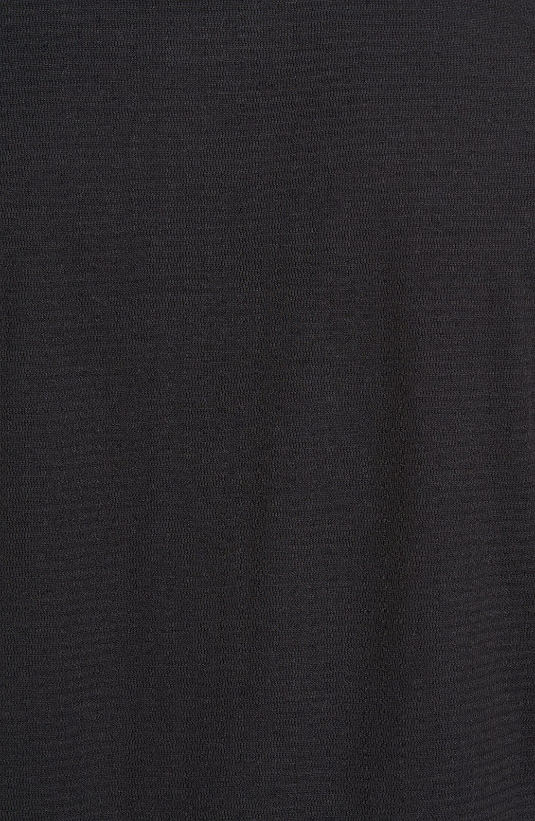 Larsen Zigzag Thermal T-Shirt,                             Alternate thumbnail 5, color,                             001