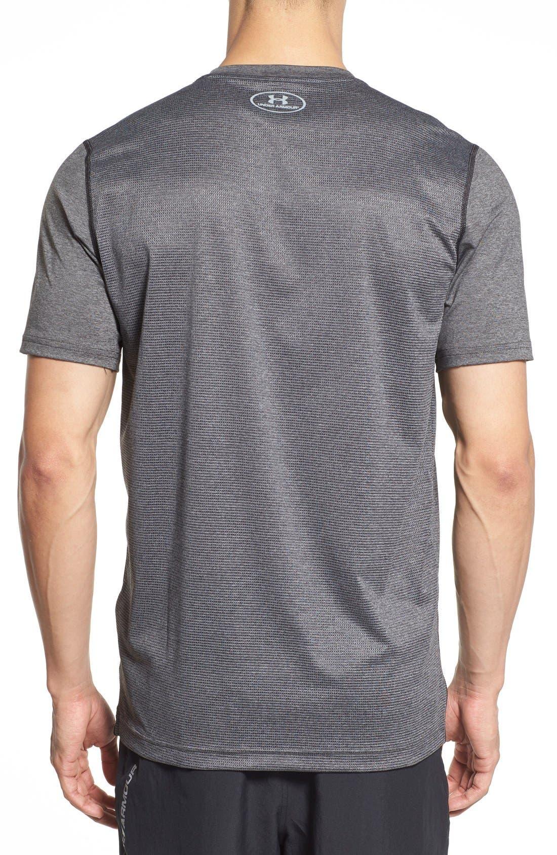 'Raid' HeatGear<sup>®</sup> Training T-Shirt,                             Alternate thumbnail 34, color,