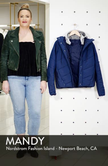 Toast Water Repellent Hooded Jacket, sales video thumbnail