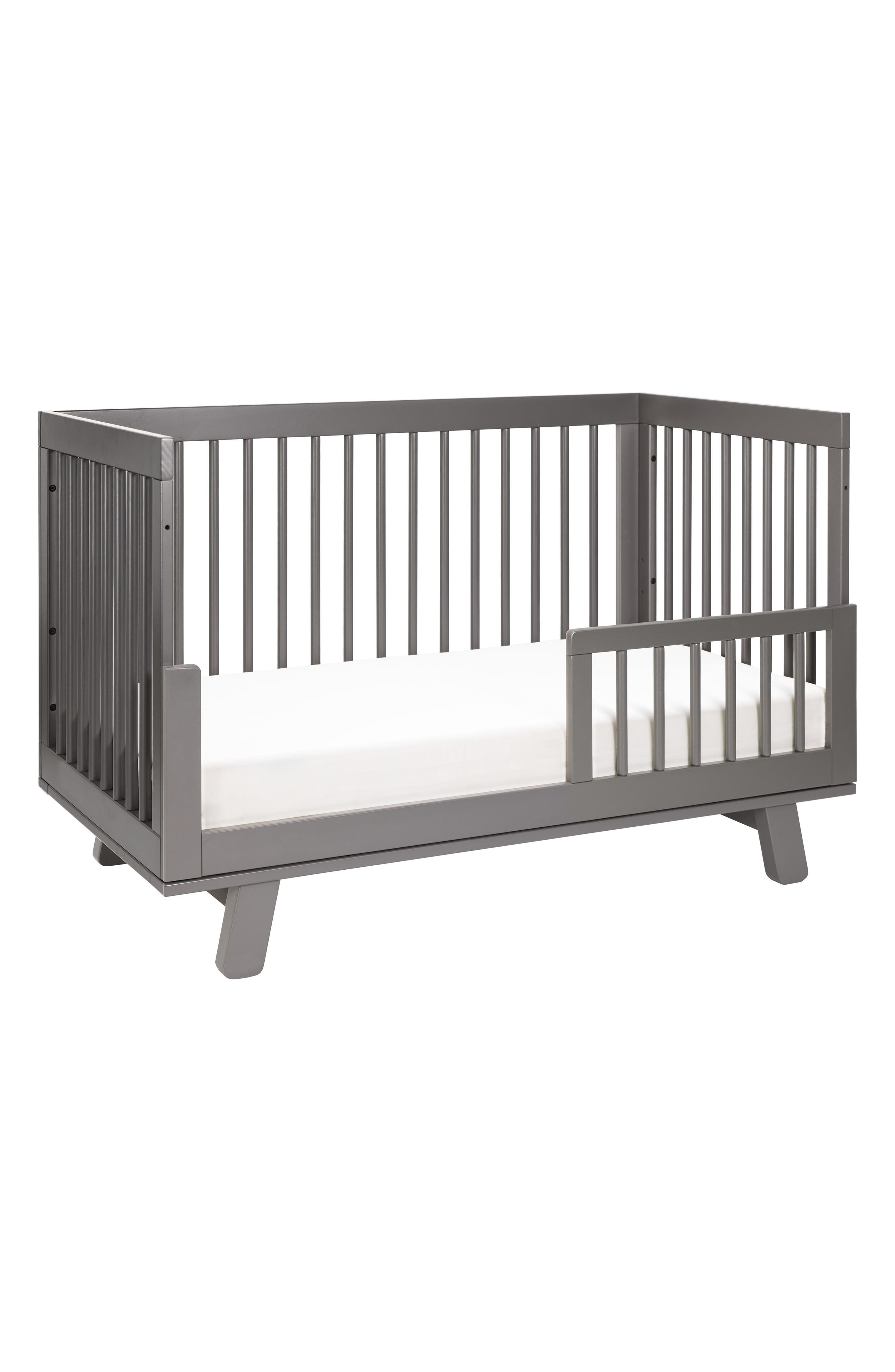 'Hudson' 3-in-1 Convertible Crib,                             Alternate thumbnail 3, color,                             021