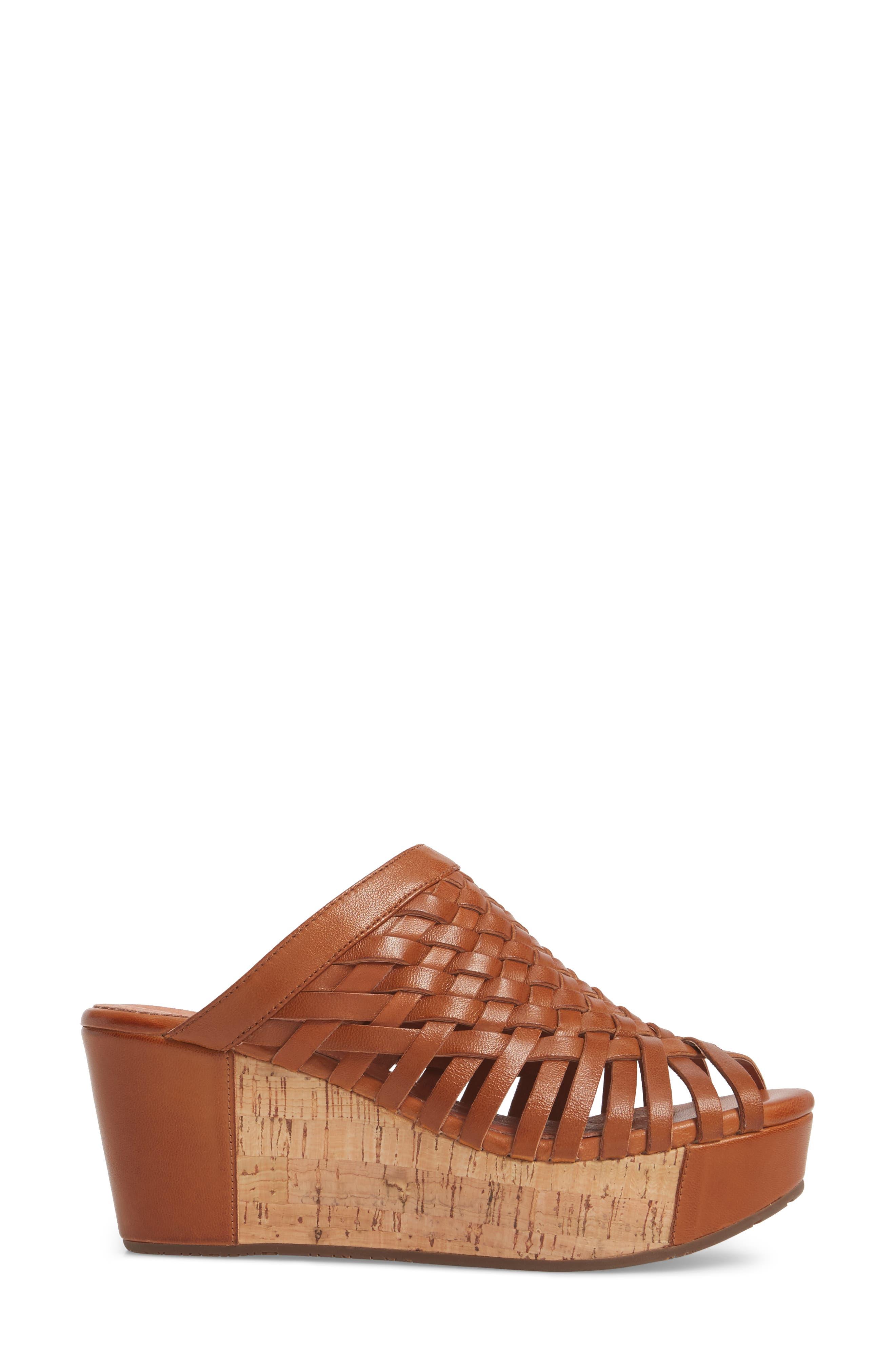 Walda Platform Wedge Sandal,                             Alternate thumbnail 8, color,