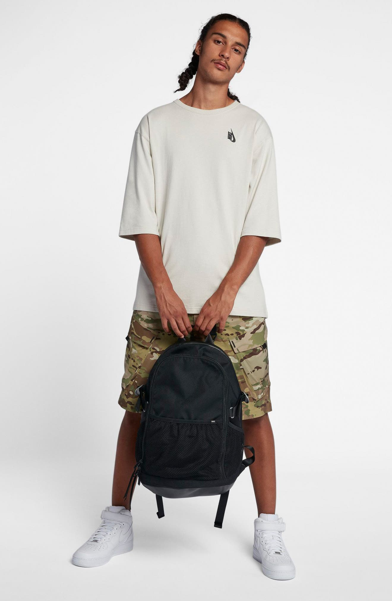 NikeLab Laptop Backpack,                             Alternate thumbnail 8, color,                             010