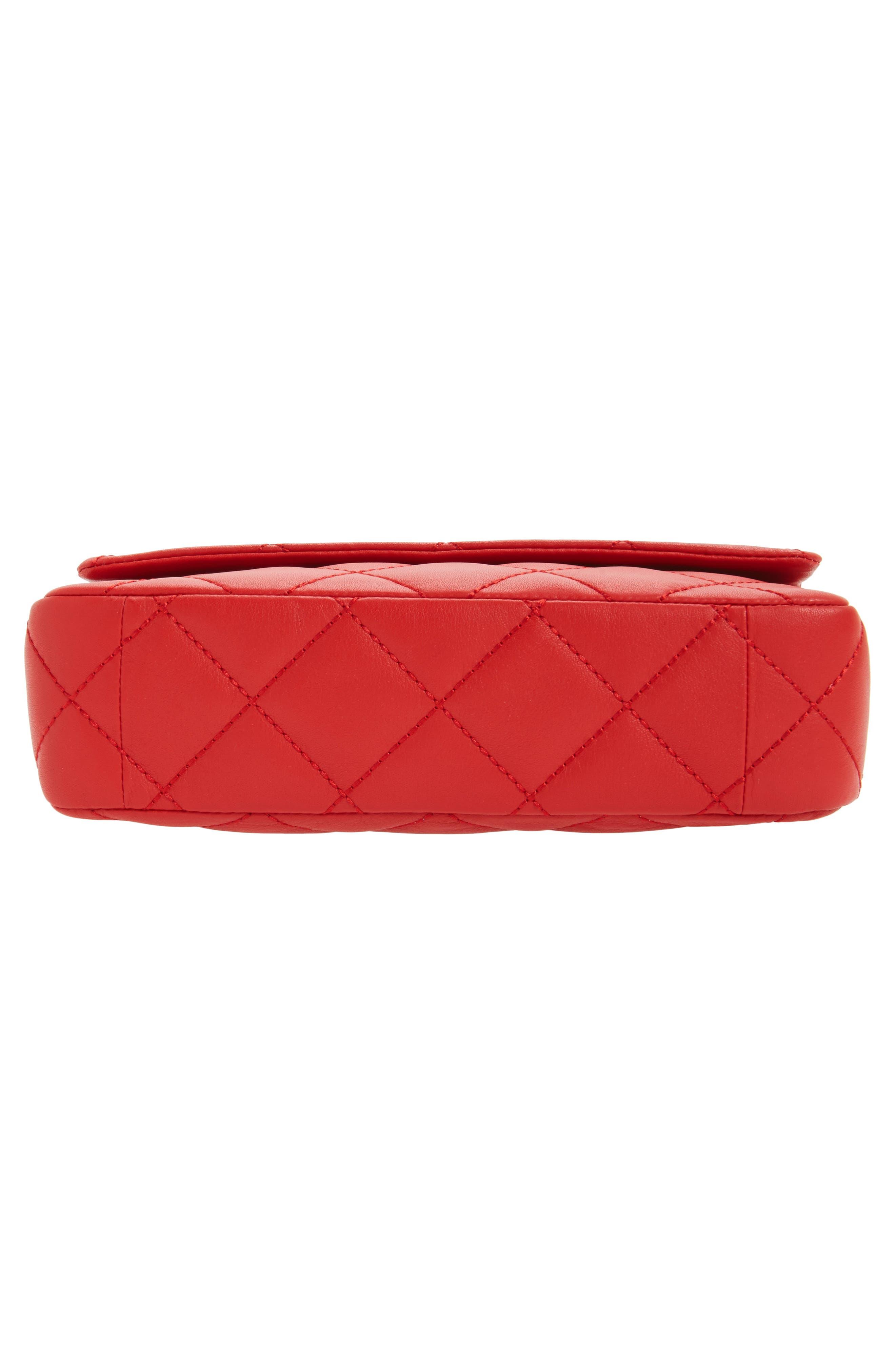 emerson place - serena leather shoulder bag,                             Alternate thumbnail 18, color,
