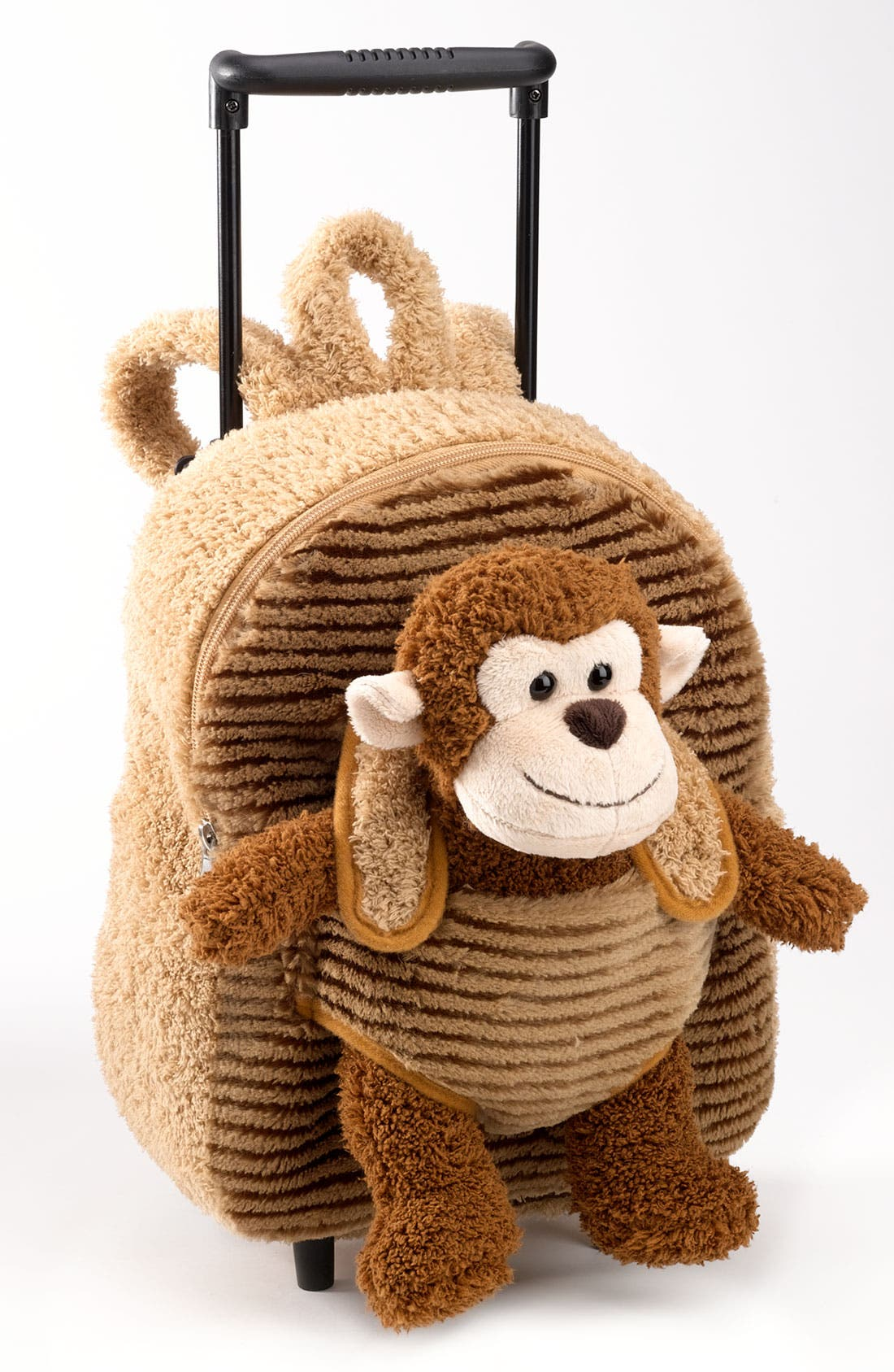 Trolley Rolling Backpack Set,                             Main thumbnail 1, color,                             MONKEY