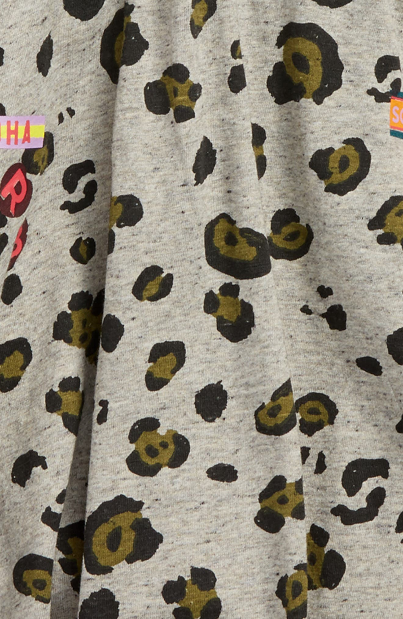 Scotch R'Belle Print Jersey Skirt,                             Alternate thumbnail 2, color,                             020