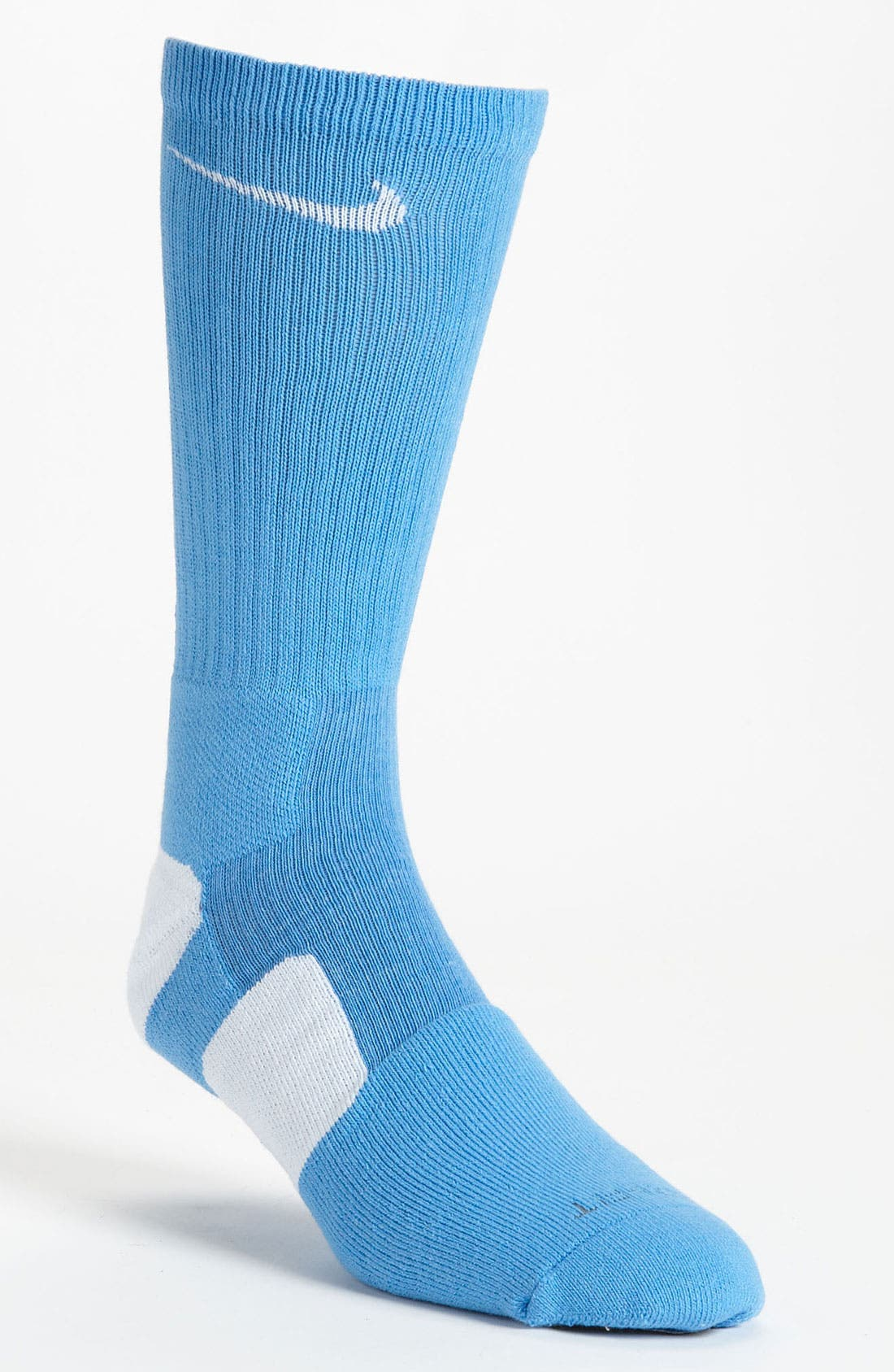 'Elite Basketball' Crew Socks,                             Main thumbnail 25, color,
