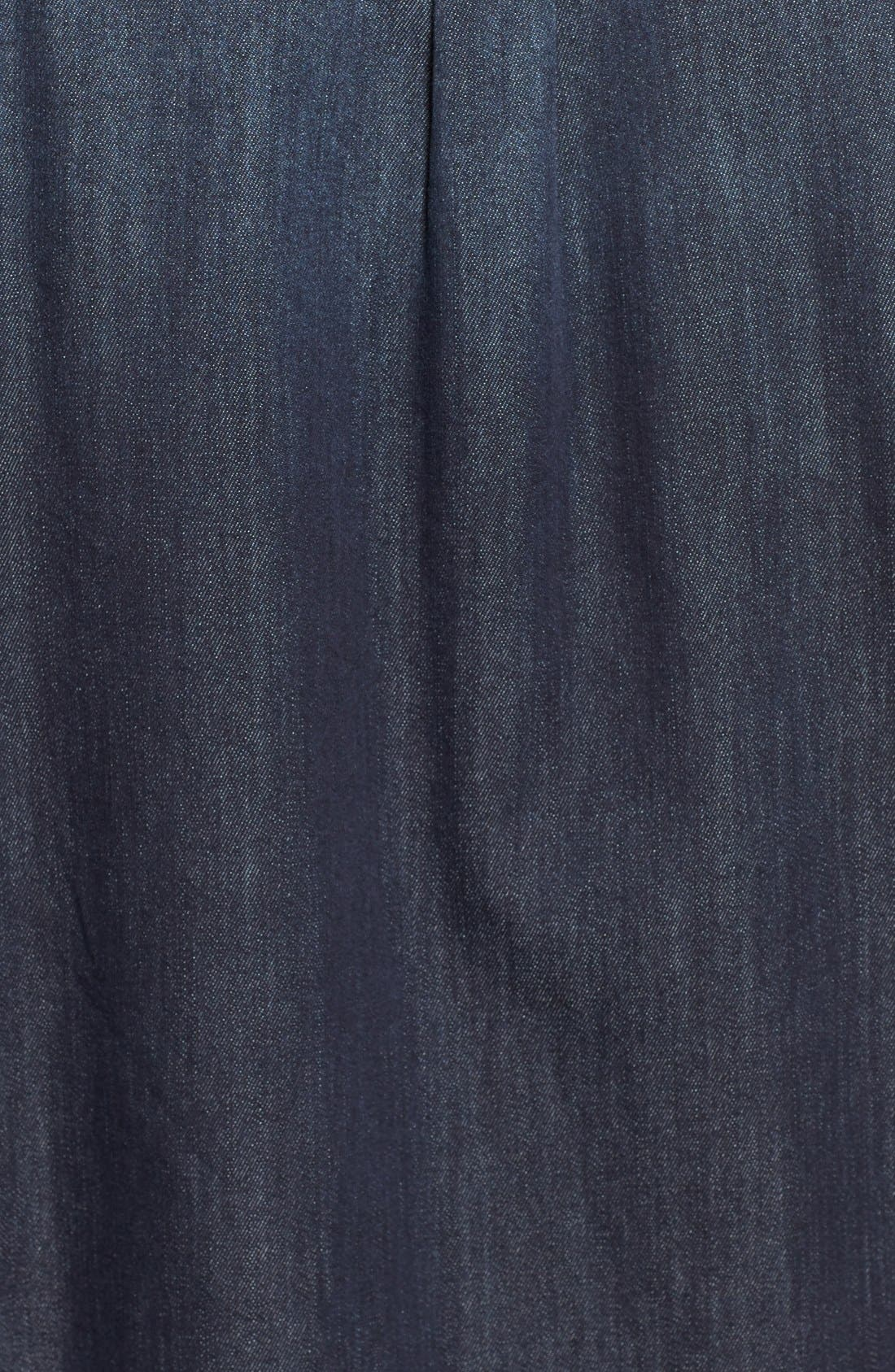 Hartley Chambray Shirt,                             Alternate thumbnail 5, color,                             458