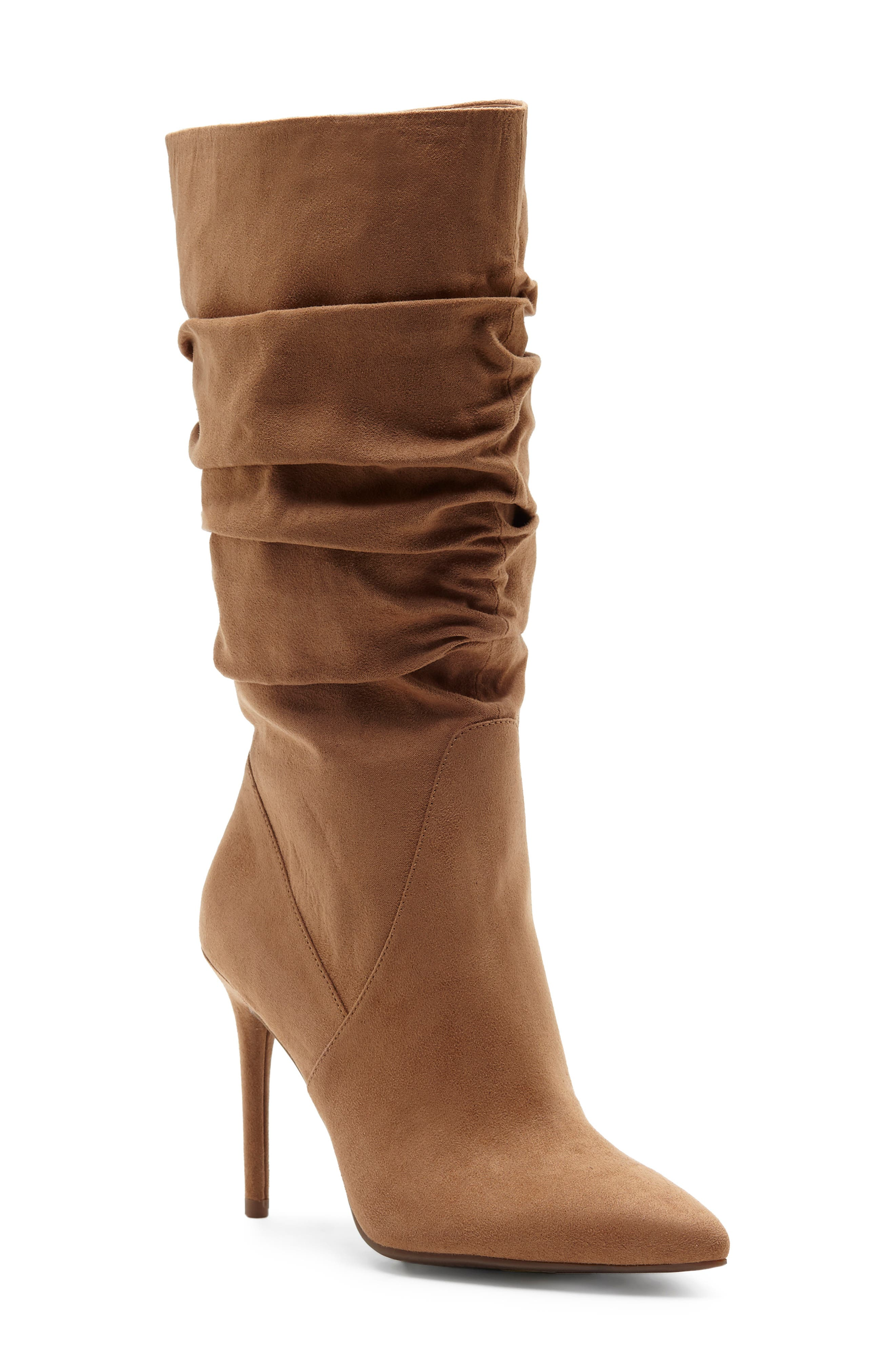 Jessica Simpson Larsa Boot- Brown