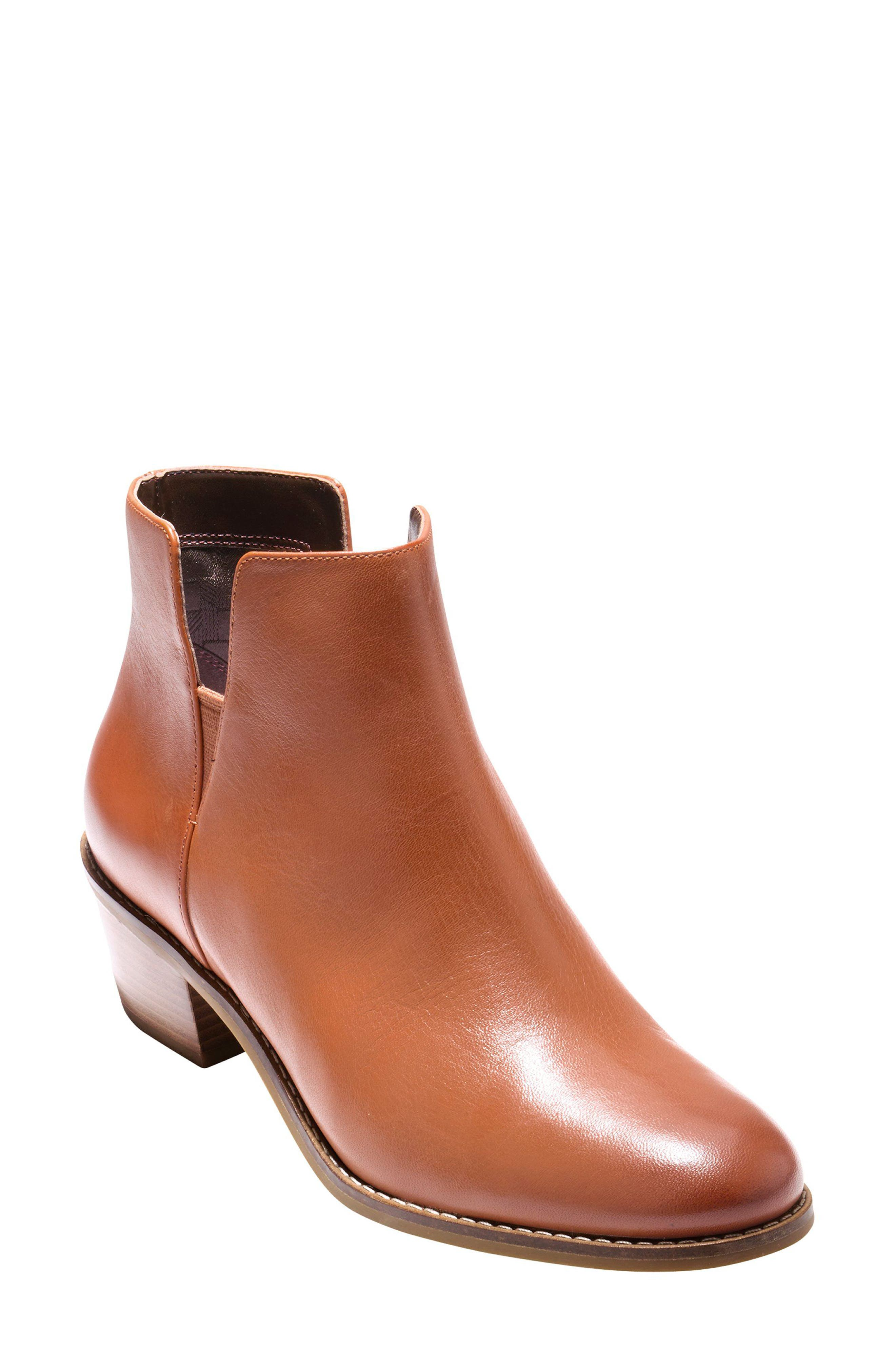 'Abbot' Chelsea Boot,                             Main thumbnail 2, color,